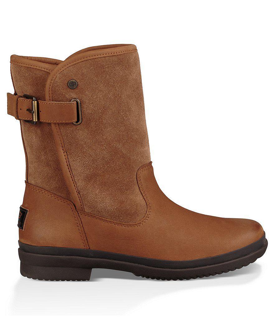 058a0b353fe Ugg Black ® Oren Waterproof Boots