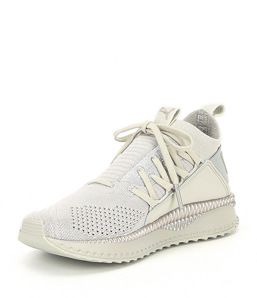 Puma Tsugi Side Lace-Up Metallic Sneakers P03pBam