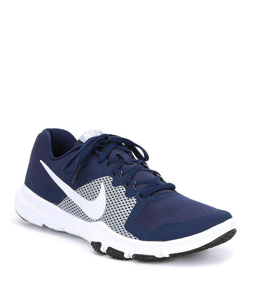 6c87e2f6db6c Lyst - Nike Mens Flex Control Training Shoe in Blue for Men