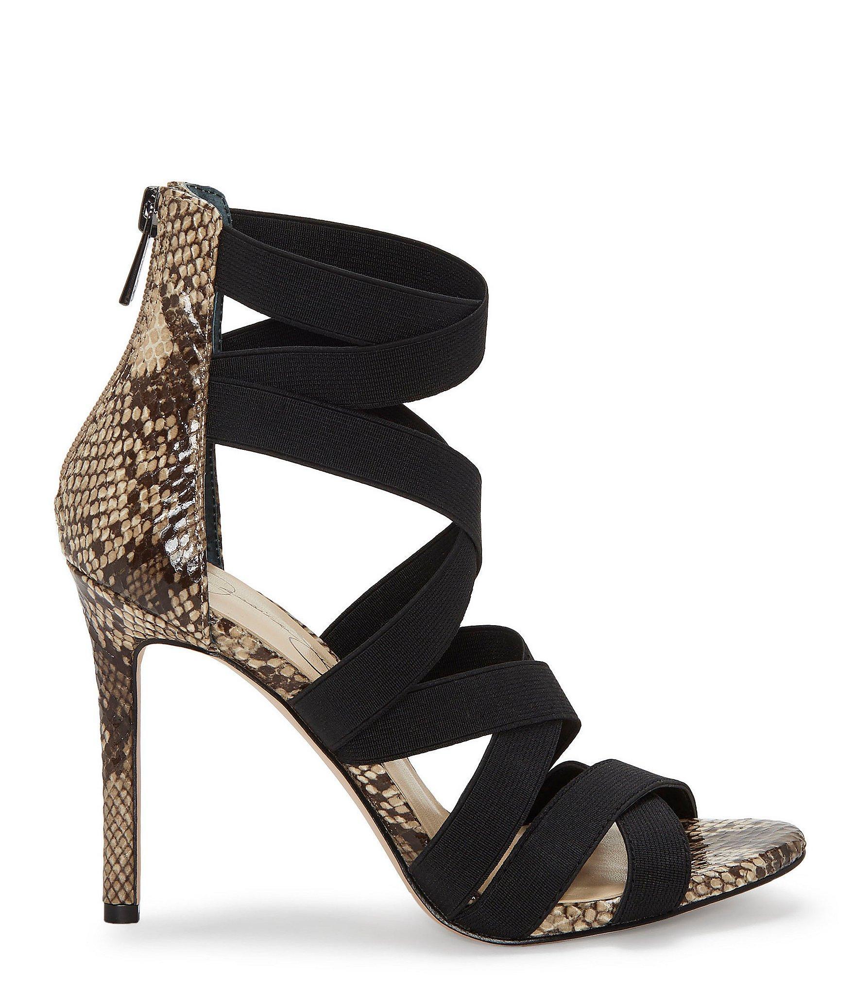 Jyra Strappy Dress Sandals