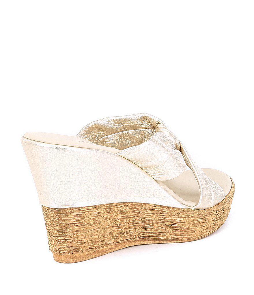 Onex Mindie Wedge Sandals UsVNLf