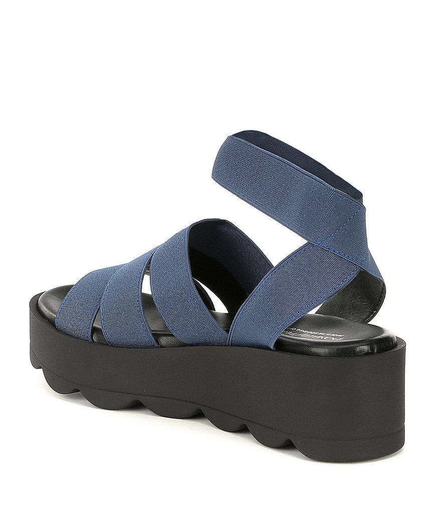 Donald Pliner Lanna Stretch Platform Sandals ux7H7Q6t