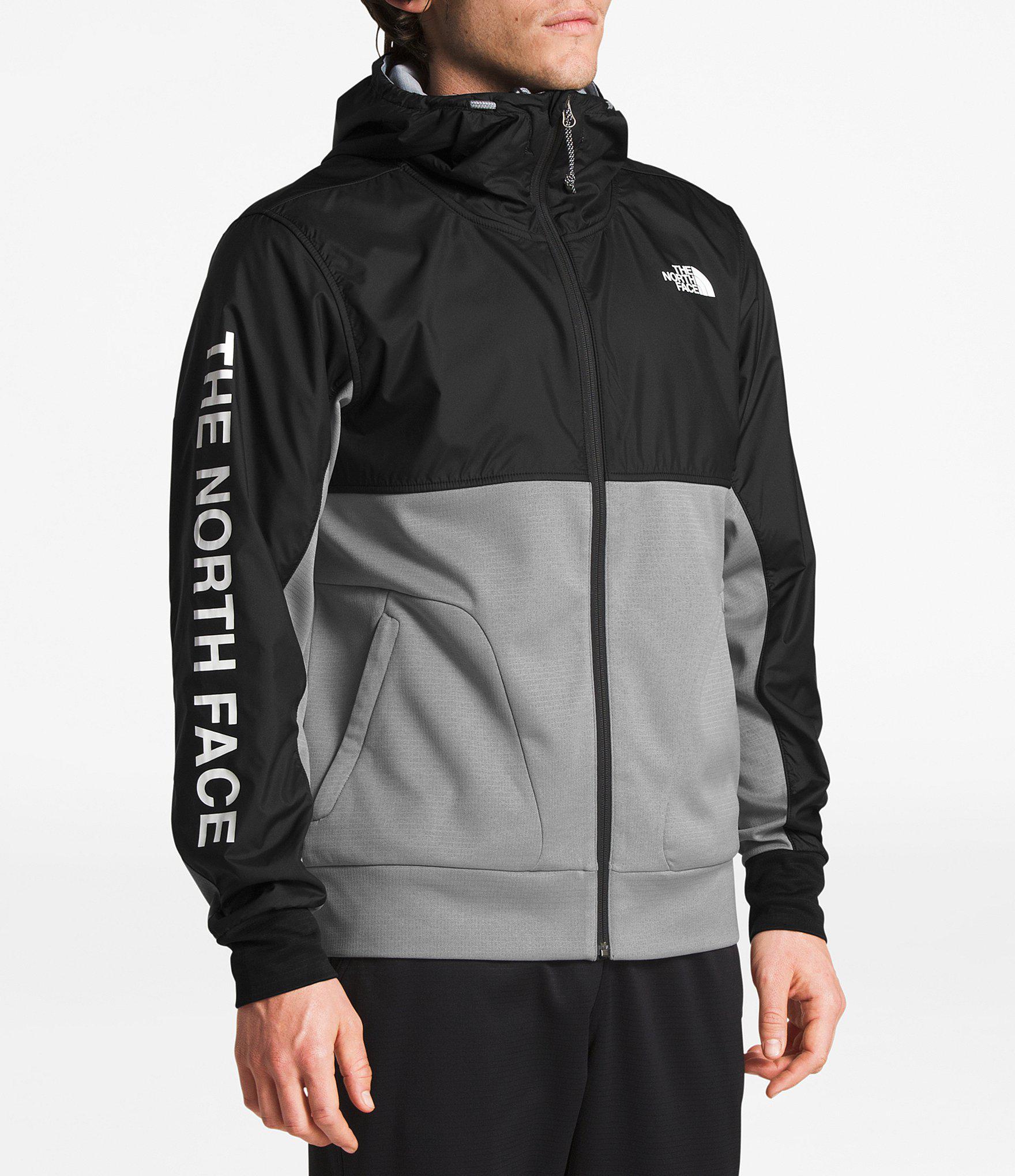 1fc09f002 The North Face Black Fleece Train N Logo Overlay Jacket for men