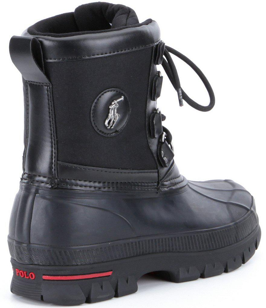 polo waterproof boots - 63% OFF