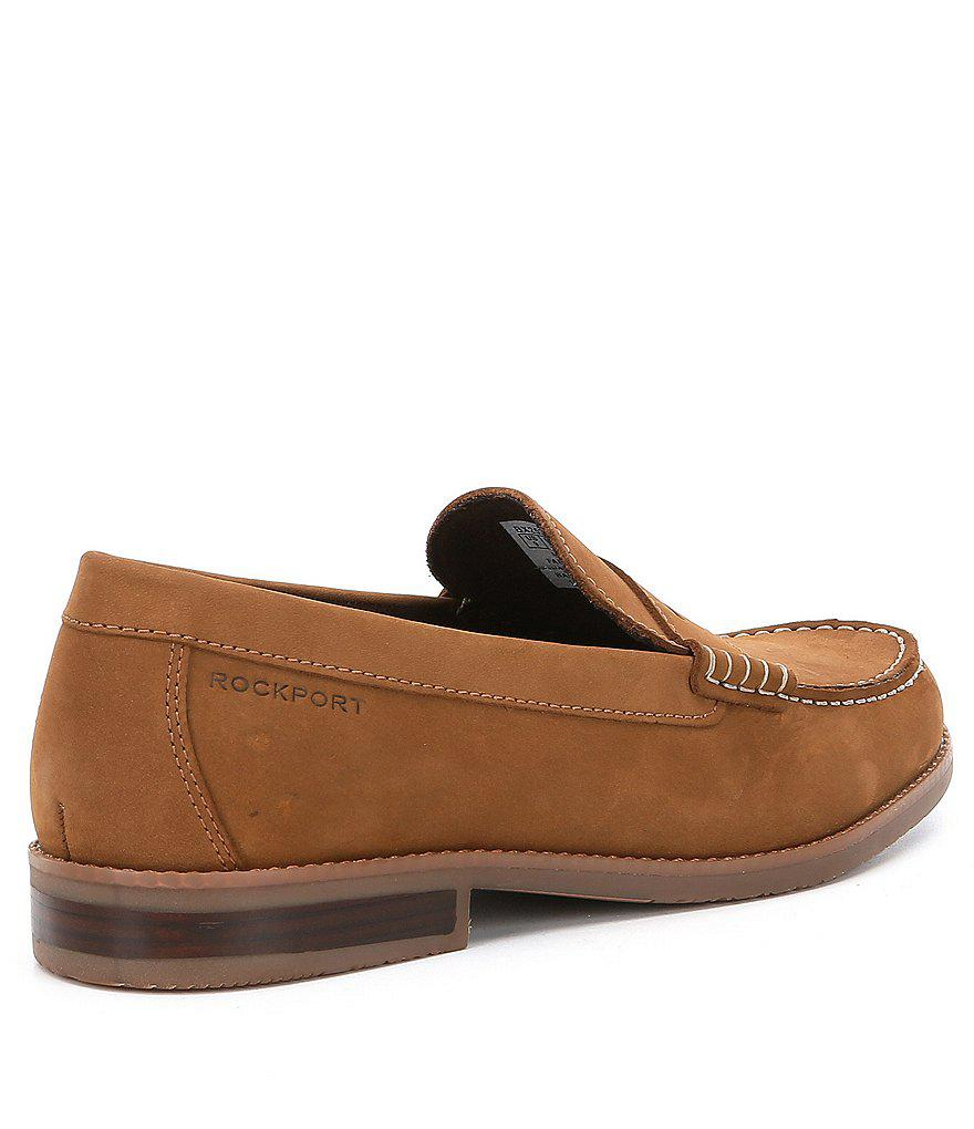 1a91dd5d703 Lyst - Rockport Men ́s Cayleb Penny Loafers in Brown for Men