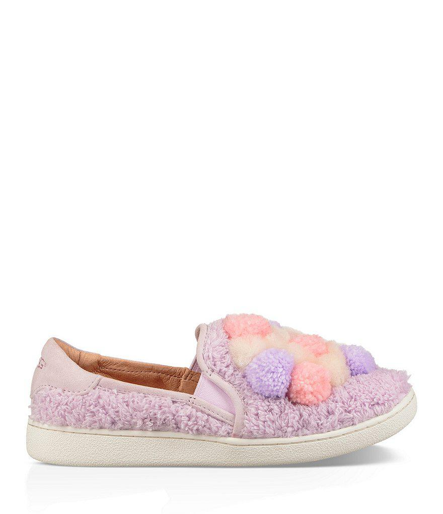 Ricci Yarn Pom Pom Sneakers iDbDAgzgui