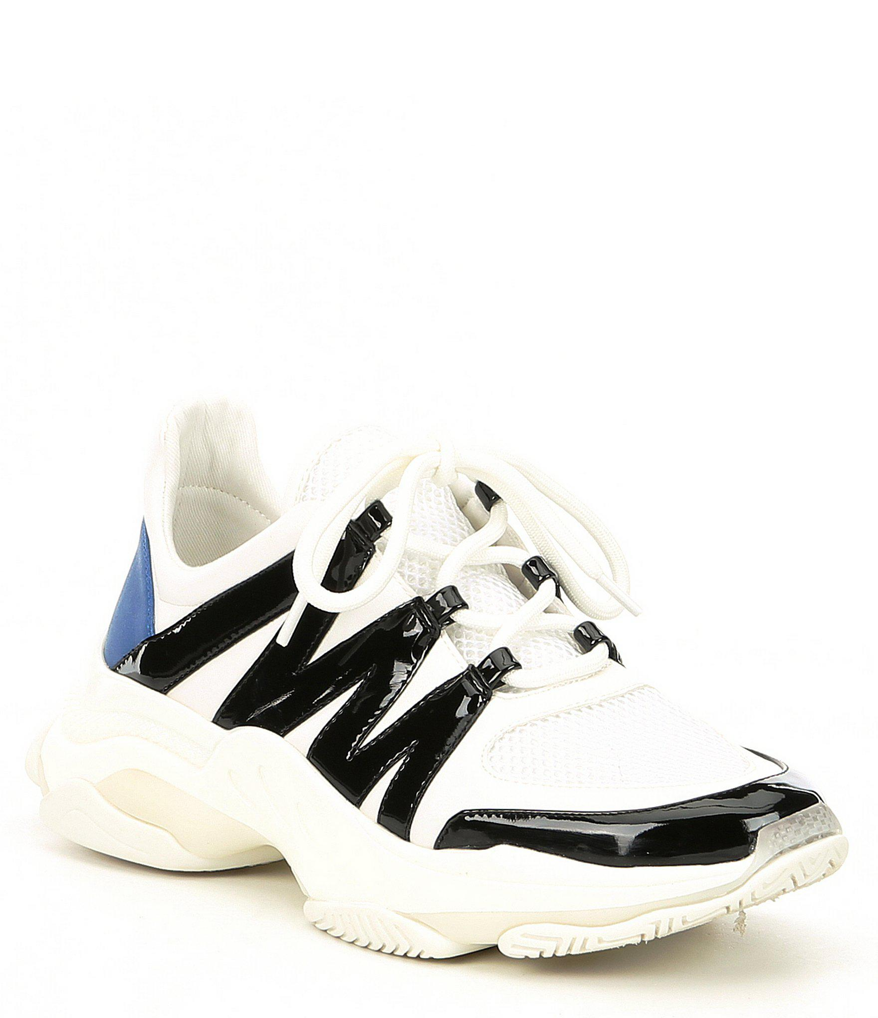 863e6483e64 Lyst - Steve Madden Heartless Novelty Flat Sneaker in White - Save 67%
