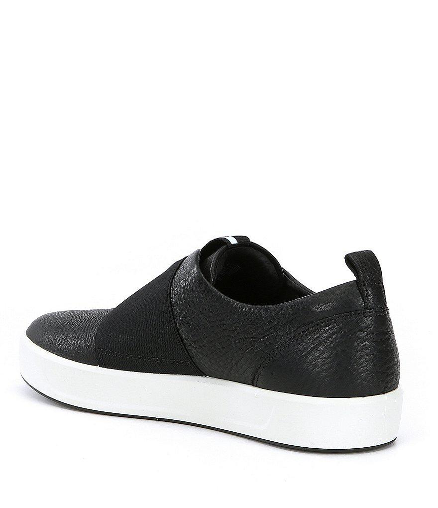 ECCO Women's Soft 8 Band Low Slip-On Sneakers 6yccCn9