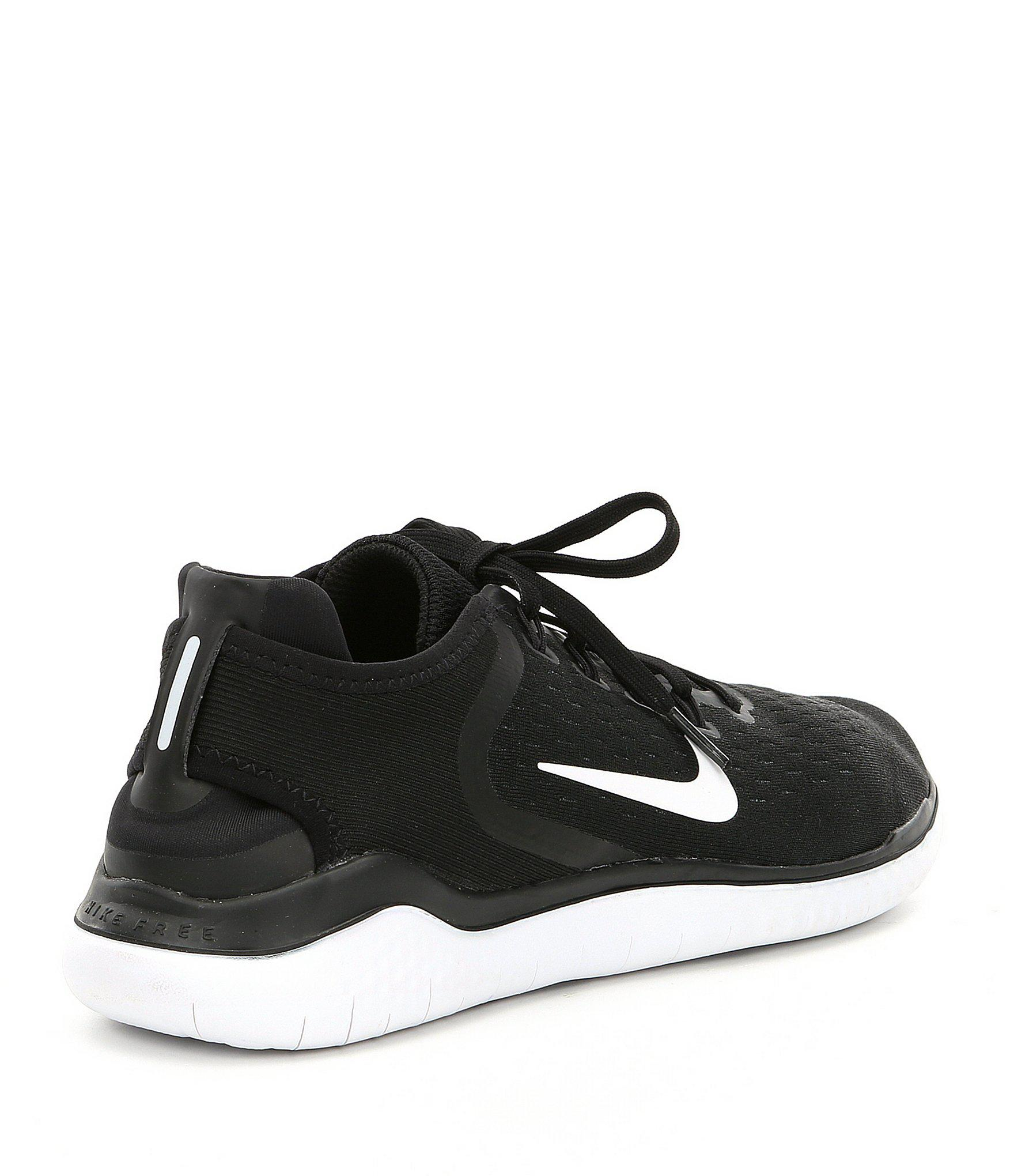 0dd36f5ff91ec Nike - Black Men s Free Rn 2018 Running Shoes for Men - Lyst. View  fullscreen