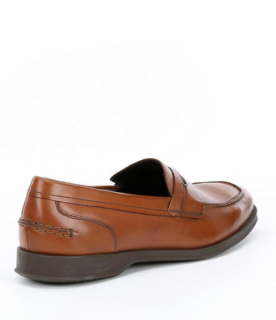 721aa7d56eb Gallery. Previously sold at  Dillard s · Men s Penny Loafers Men s Sanuk  Rounder Men s Cole Haan ...