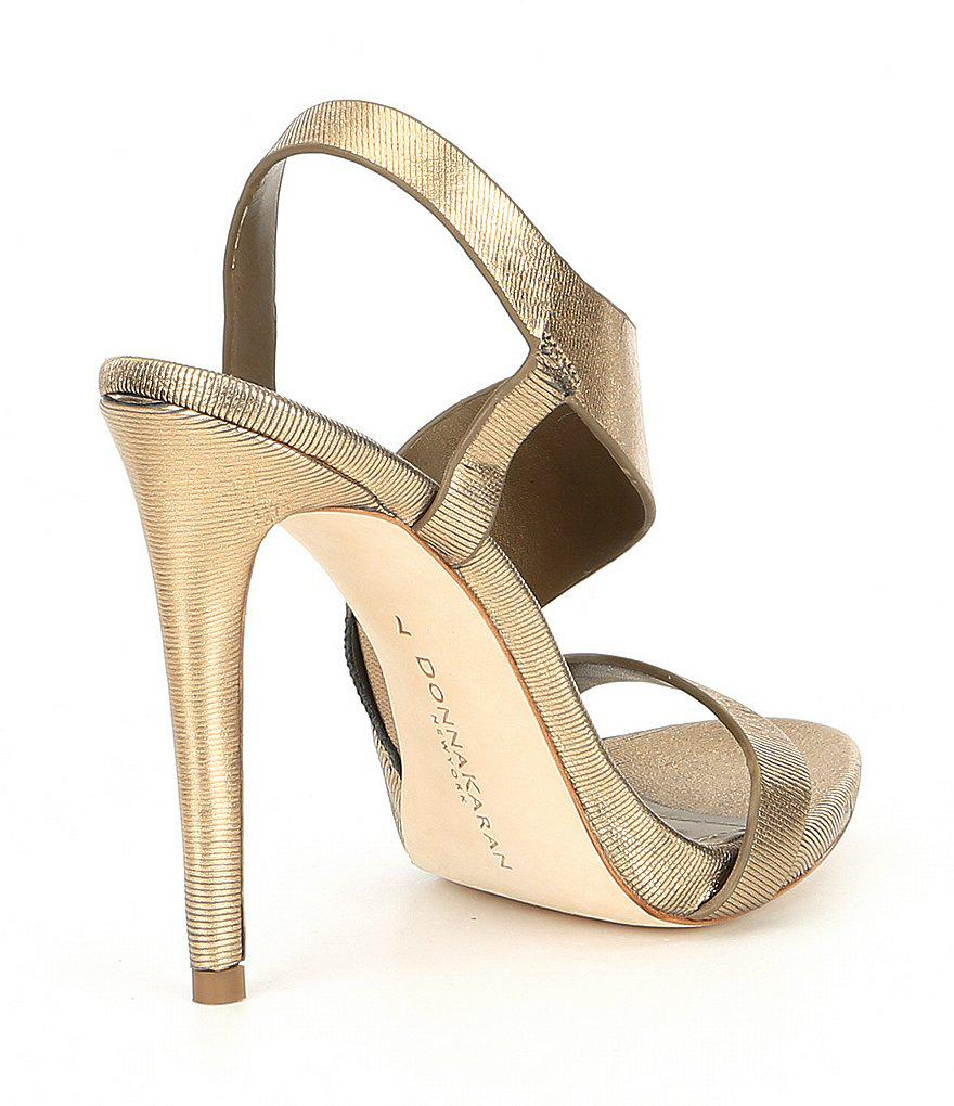 Sharon Metallic Dress Sandals QxD8CSshhM