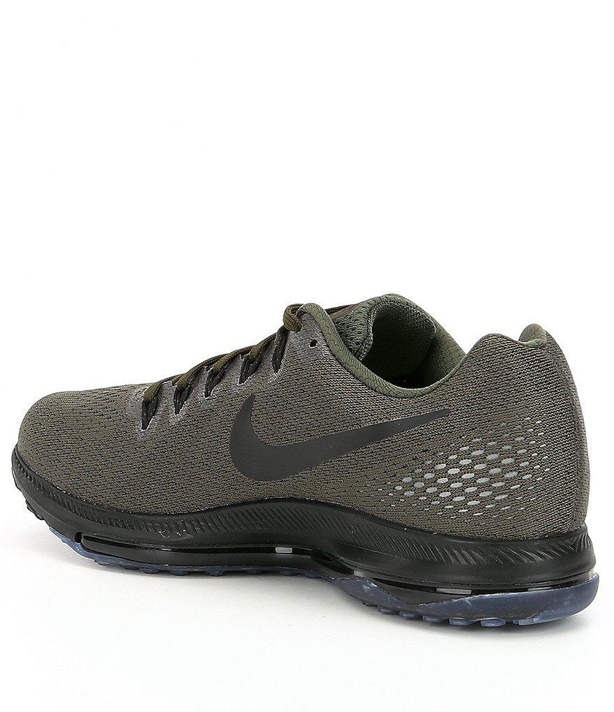 61b62afac35e Lyst - Nike Men ́s Zoom All Out Running Shoes in Black for Men