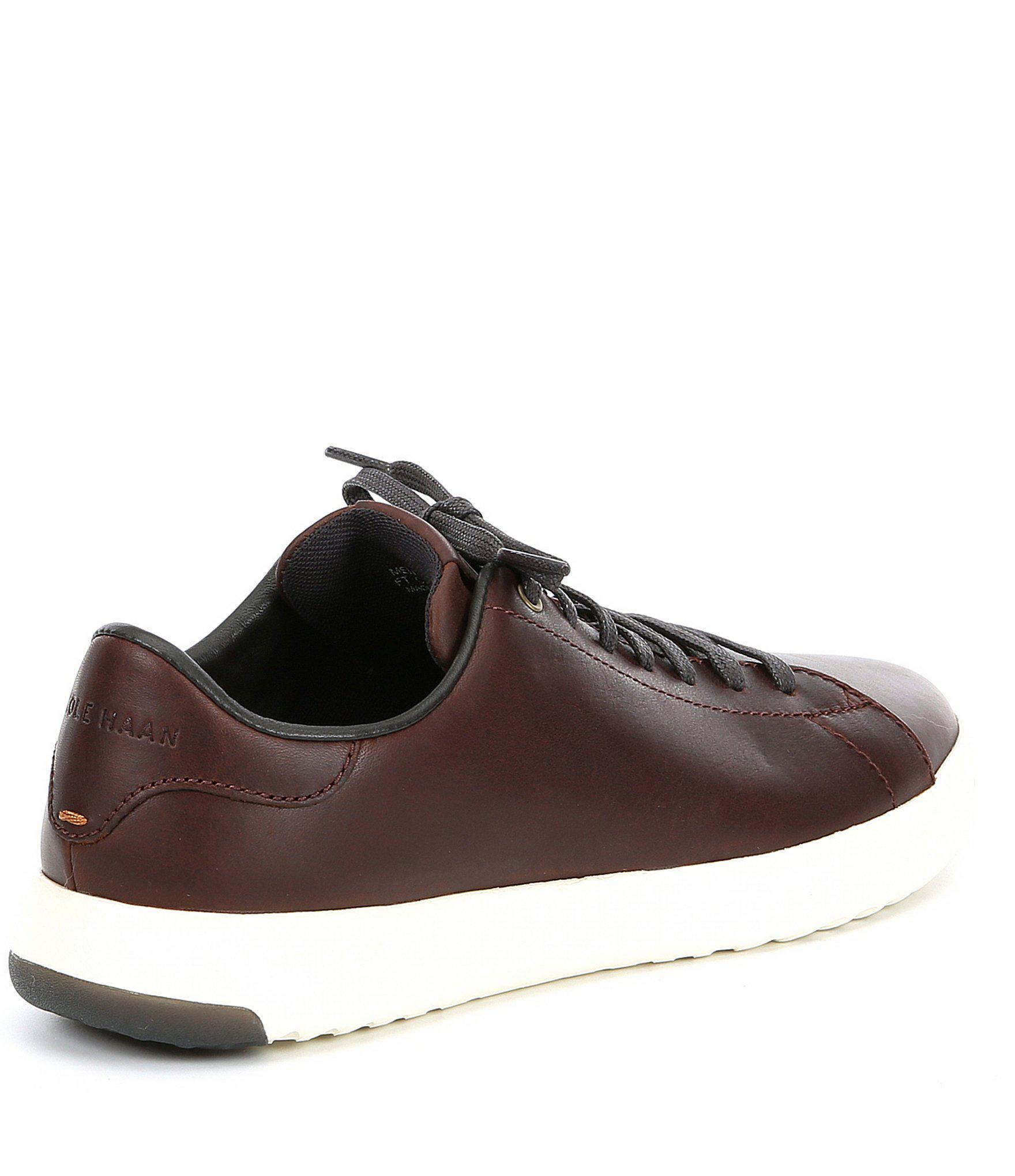 Clearance sale best website special discount of Men's Grandpro Leather Tennis Shoe