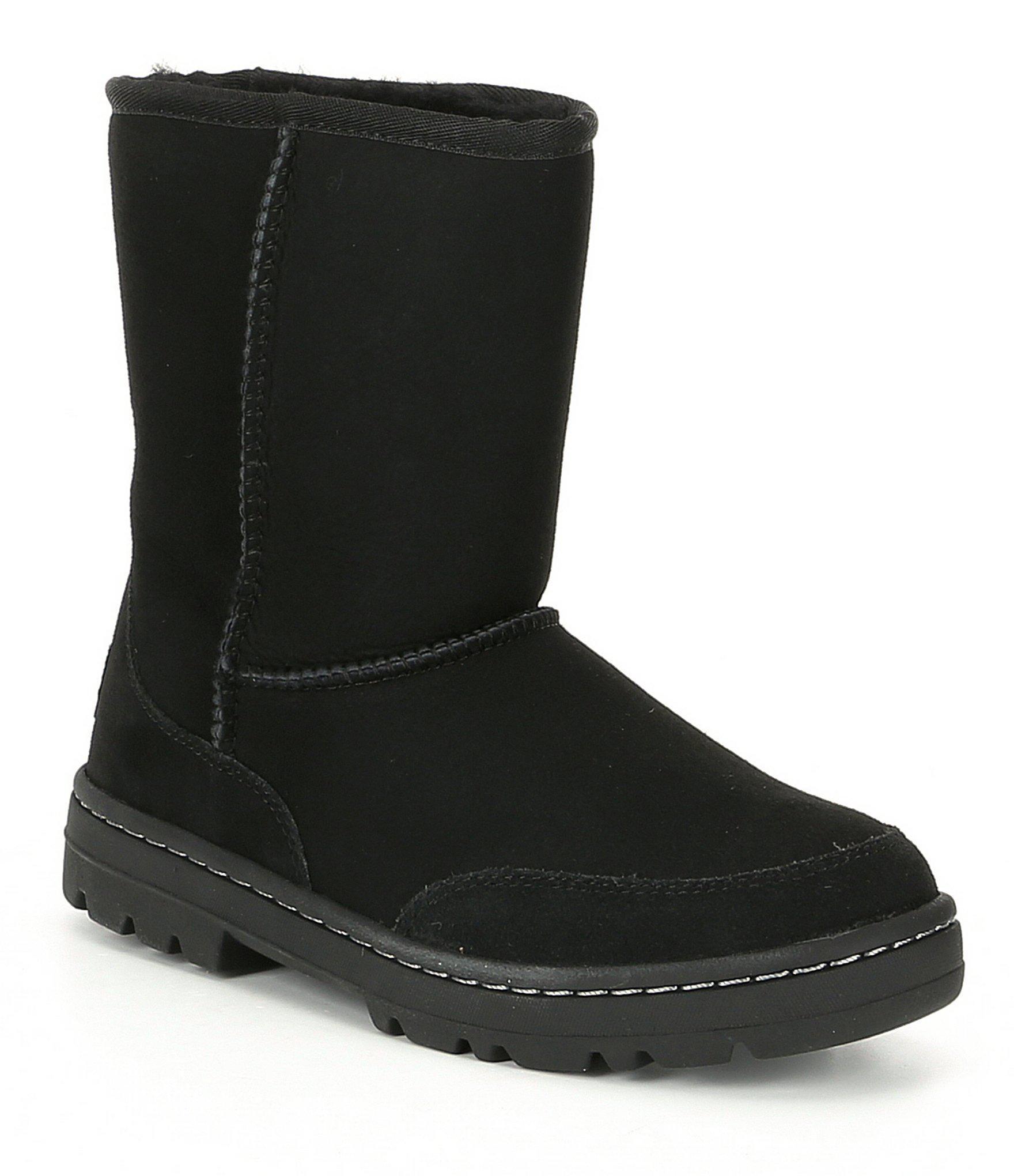 super popular 85649 2fb6e Ugg Black Ultra Short Revival Boots