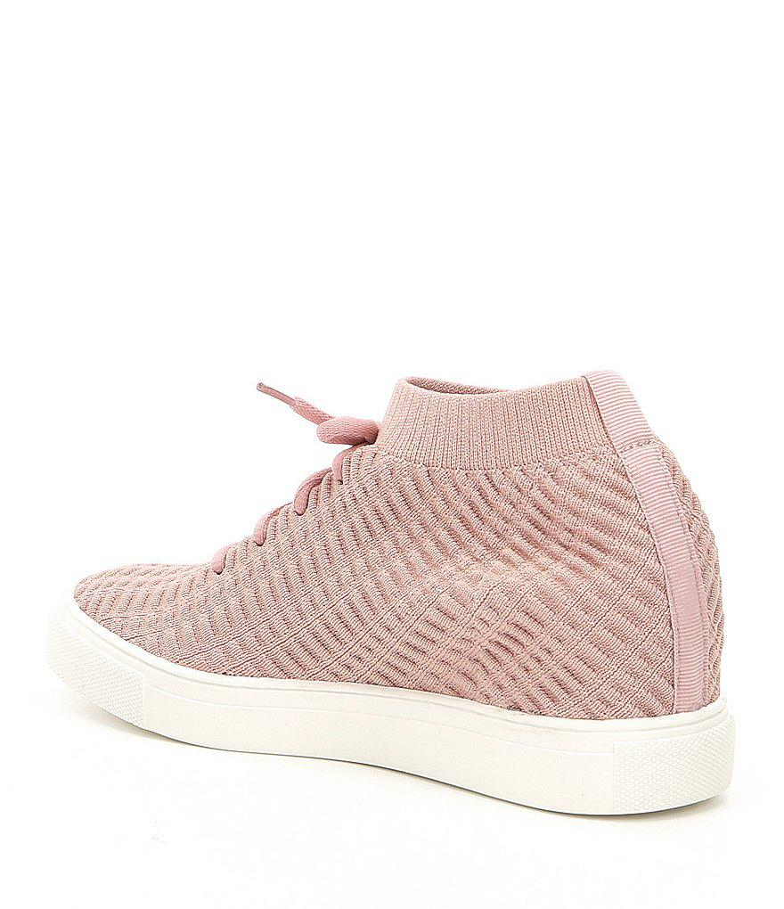 50b312f6f2d4 Gallery. Previously sold at  Dillard s · Women s Wedge Sneakers ...