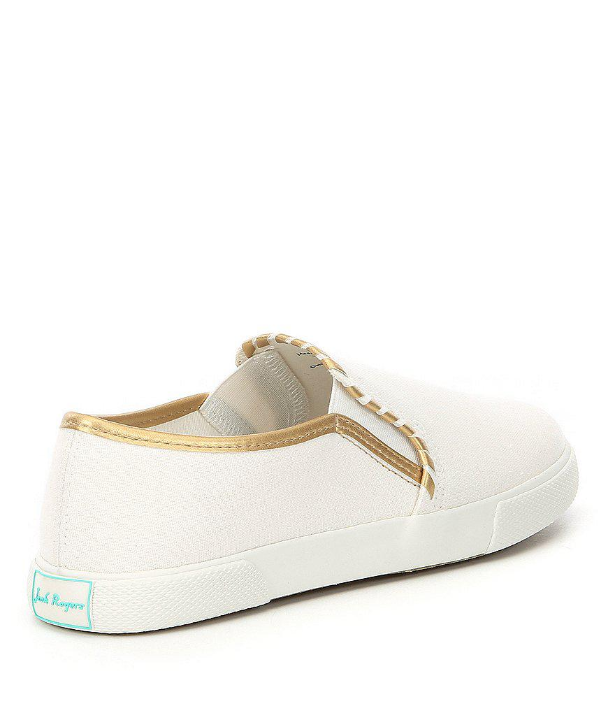 Mckay Canvas Slip On Sneakers bPld8