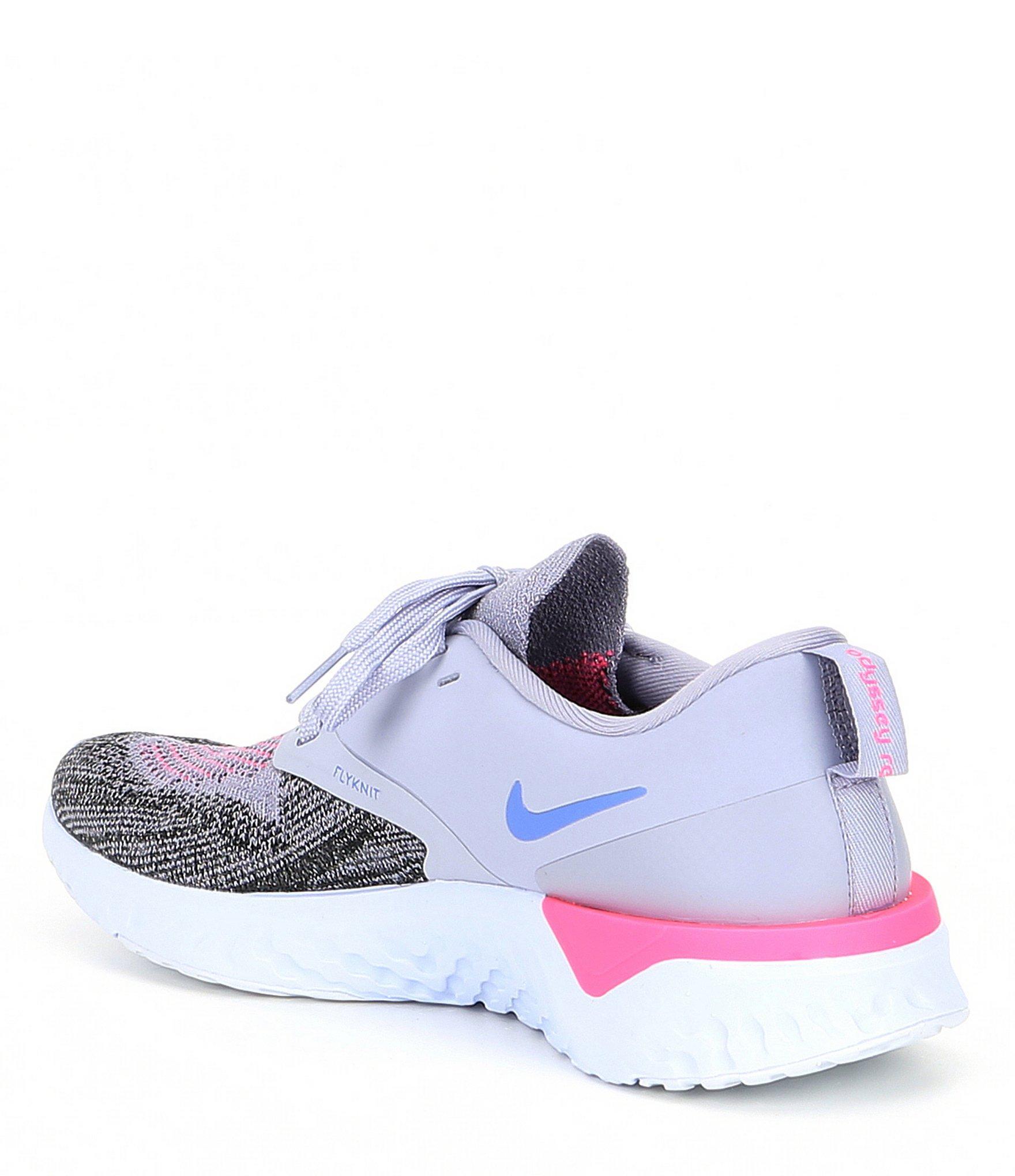9cd80097e Nike - Purple Women s Odyssey React 2 Flyknit Running Shoe - Lyst. View  fullscreen