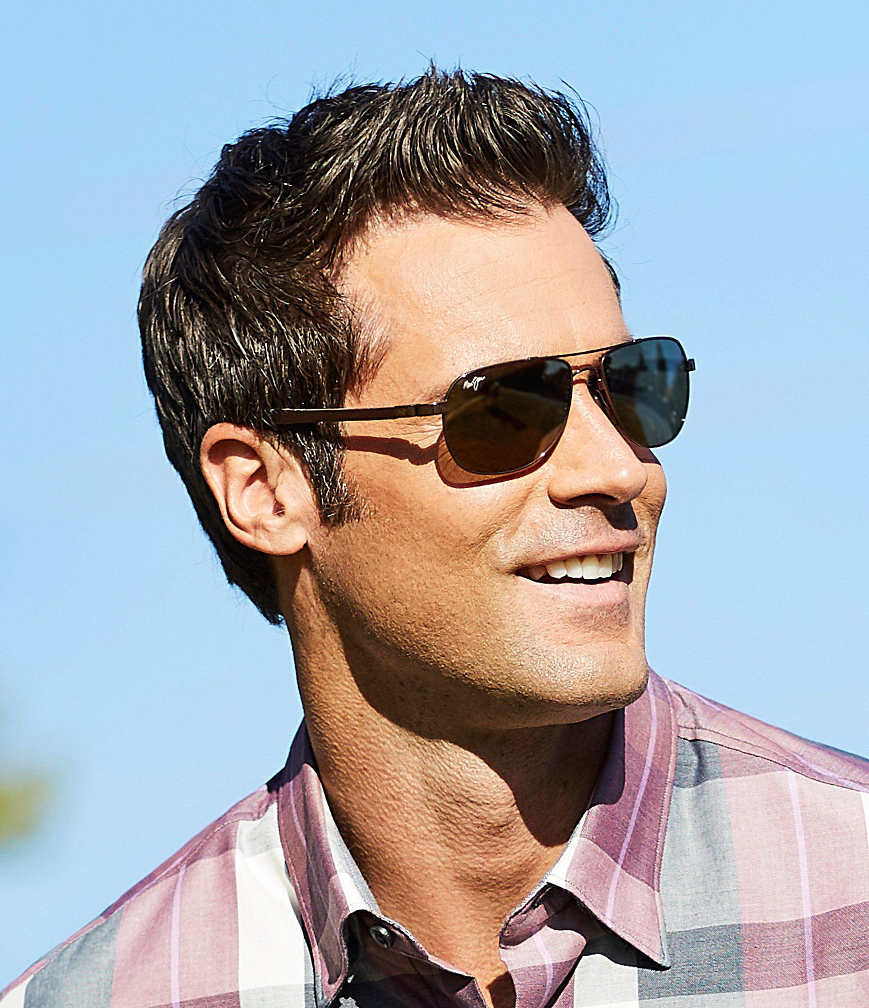 great prices promo code official supplier Copper Guardrails Polarized Glare And Uv Protection Sunglasses