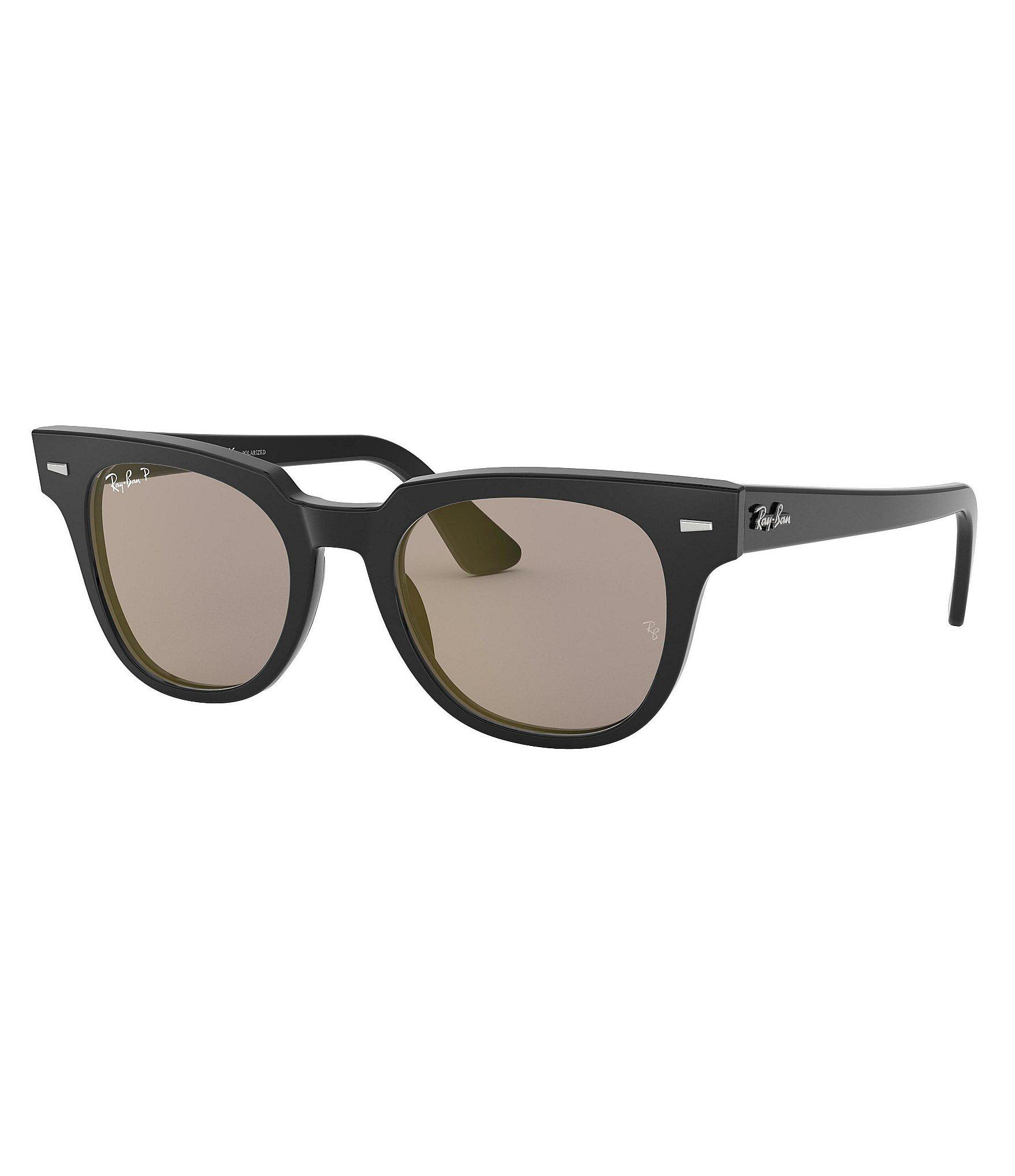 f2274e1a86 Lyst - Ray-Ban Meteor Classic Polarized Sunglasses in Black for Men