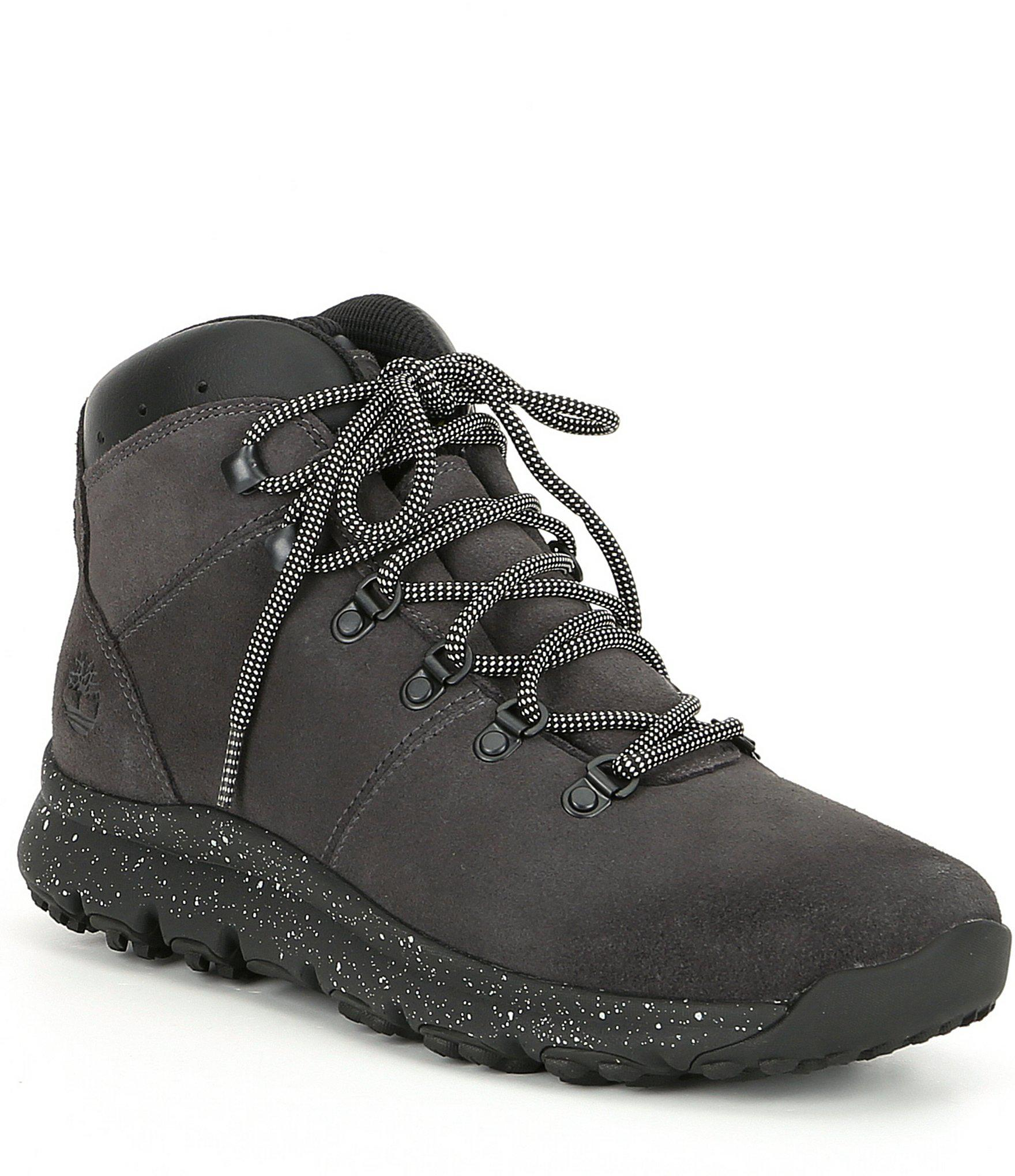 bc7725d1448d Lyst - Timberland Men s World Hiker Boots in Gray for Men