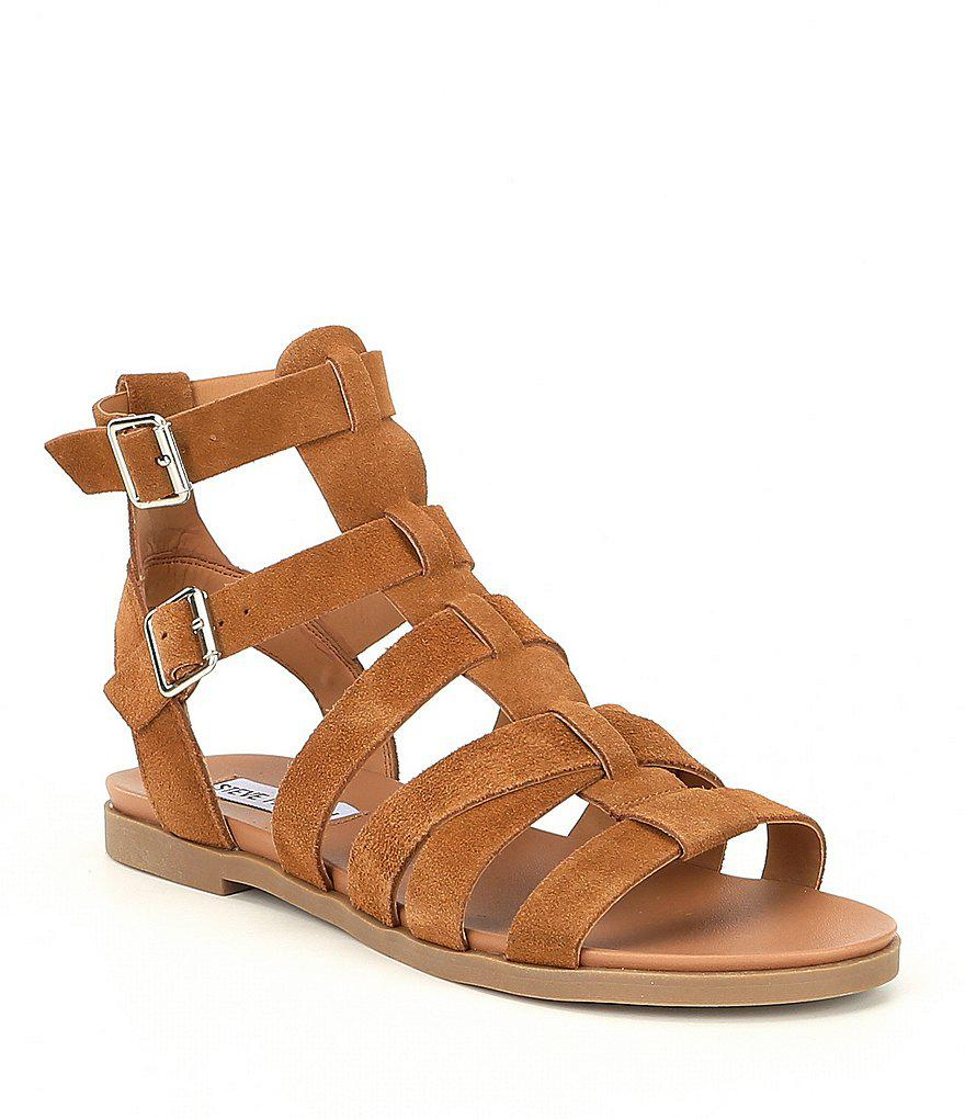 be1f85a4861 Gallery. Previously sold at  Dillard s · Women s Gladiator Sandals ...