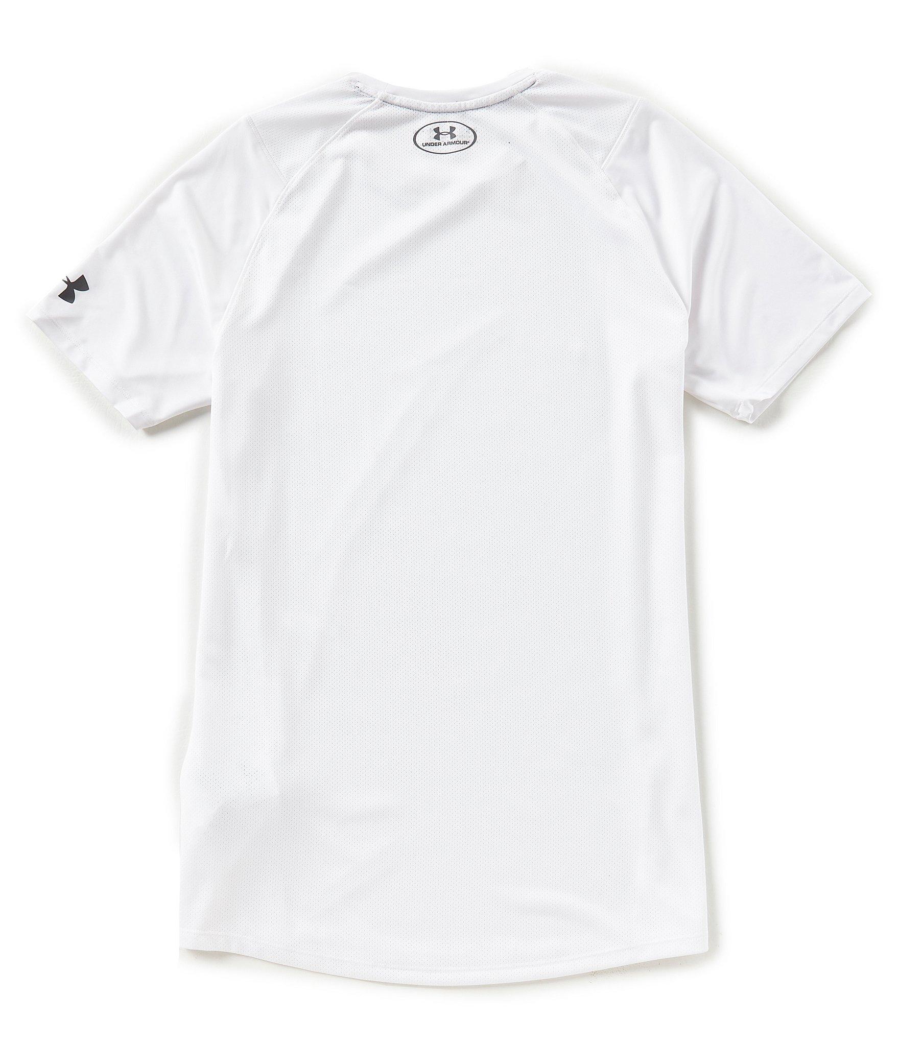 Under Armour Heatgear Tactical T Shirt Oliv