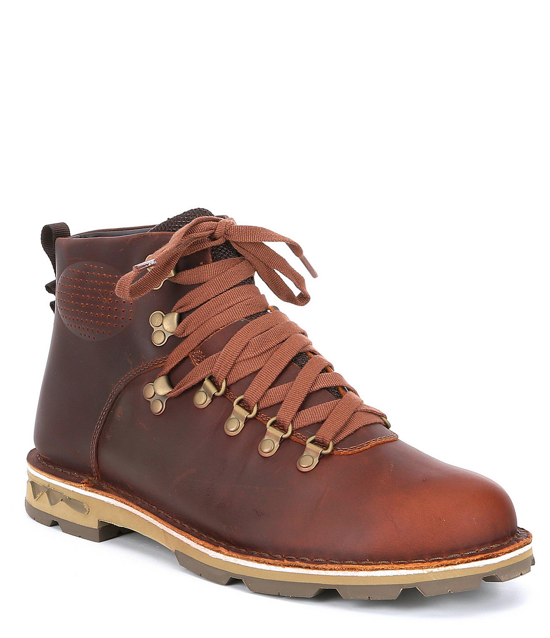 6c694f4cca3 Brown Men's Sugarbush Braden Mid Leather Waterproof Boot