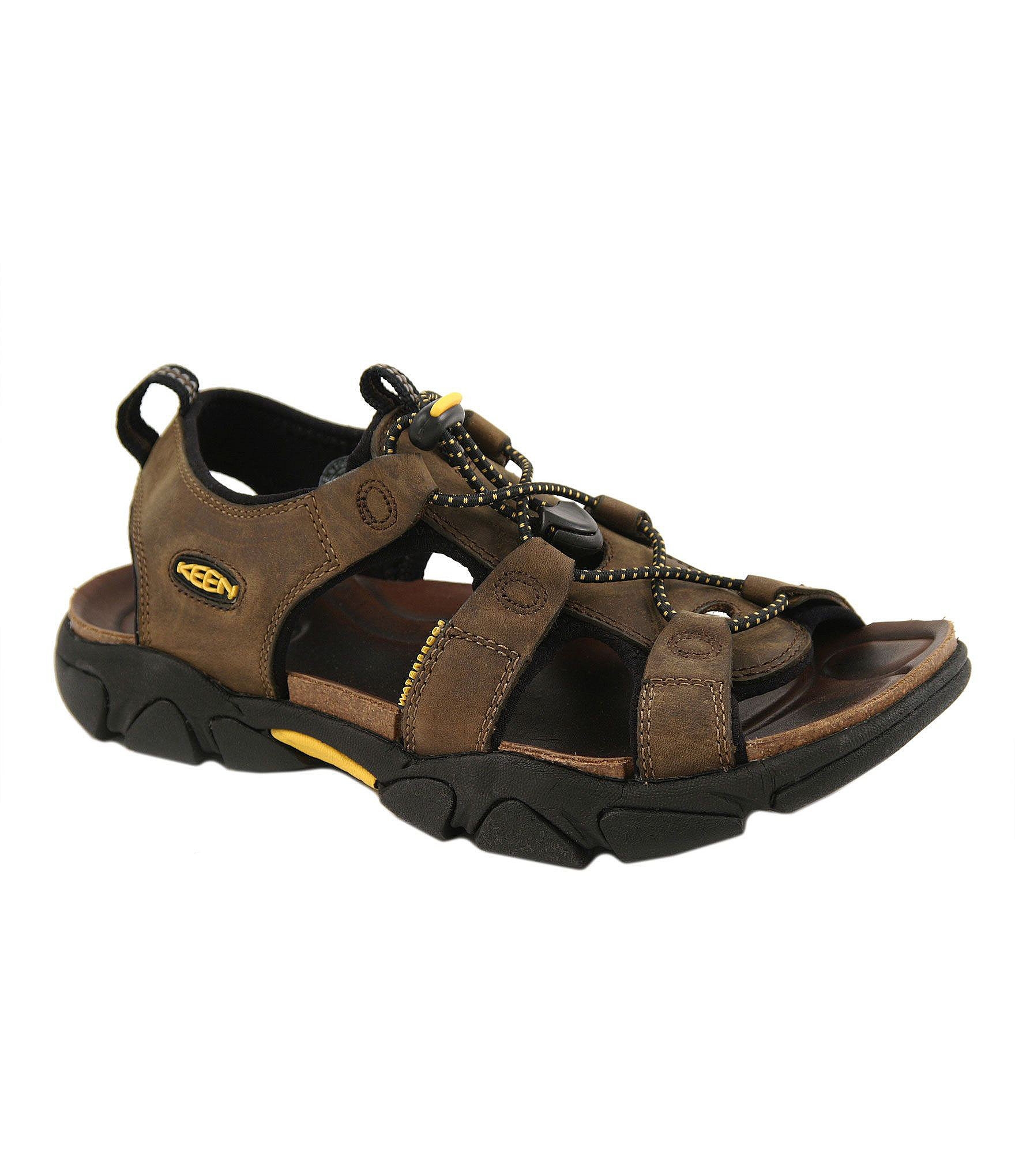 Keen Sarasota Athletic Sandals In Brown Lyst