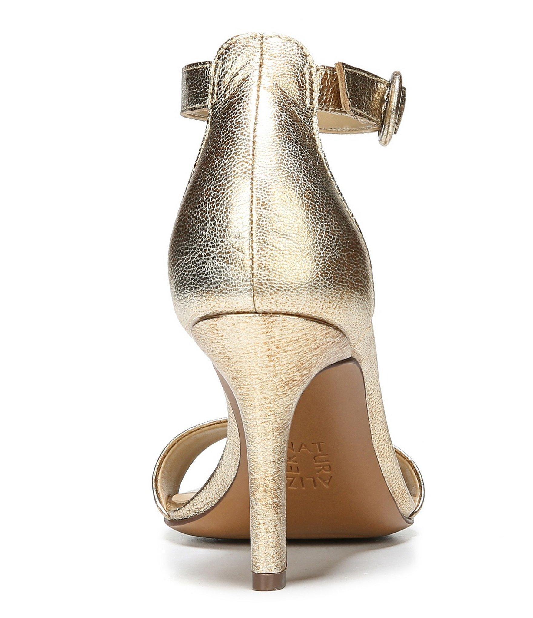 324b75edfa65 Naturalizer - Natural Kinsley Ankle Strap Dress Sandals - Lyst. View  fullscreen