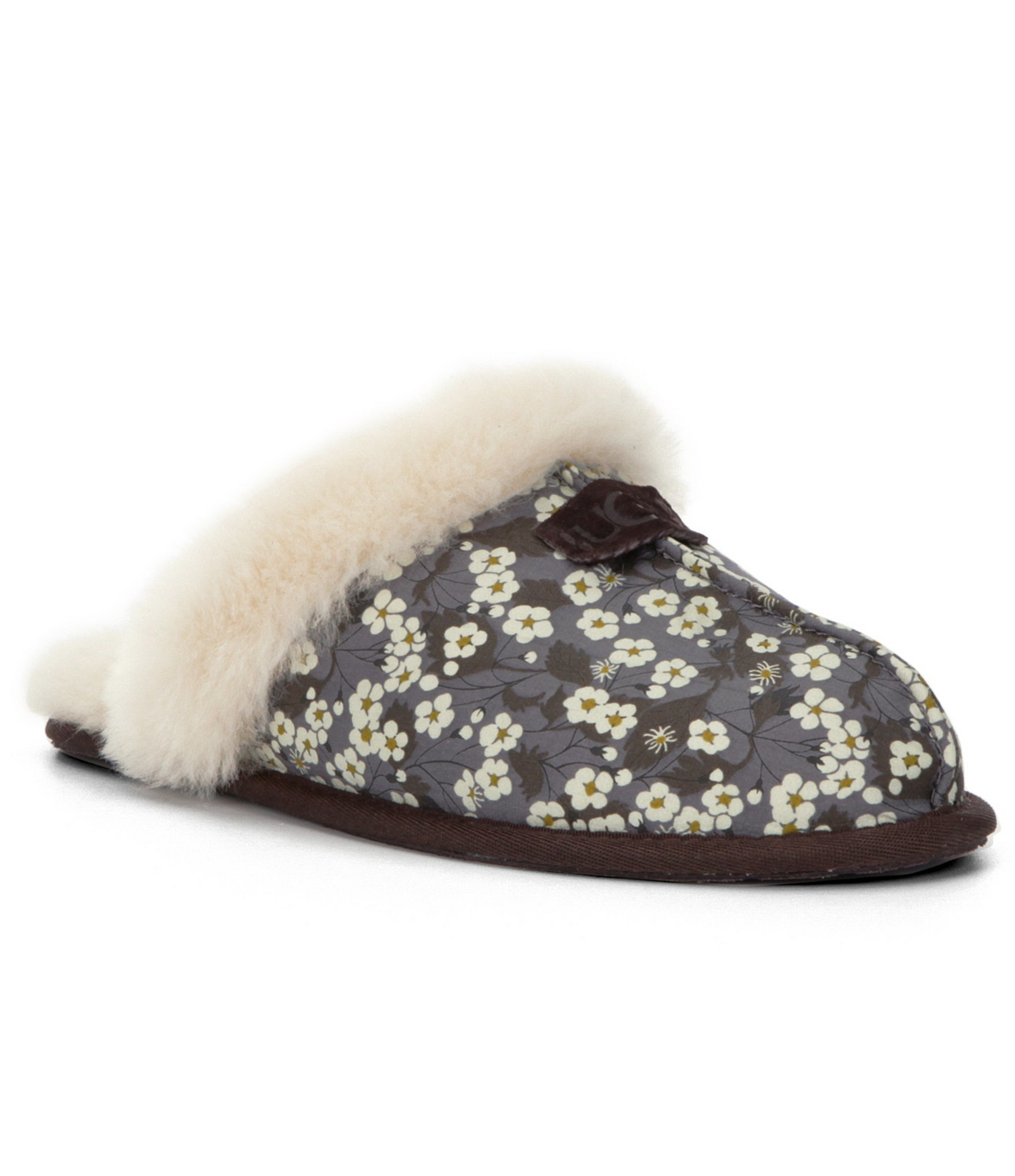 4ebfcaa0a74 Ugg Blue ® Scuffette Liberty Slippers