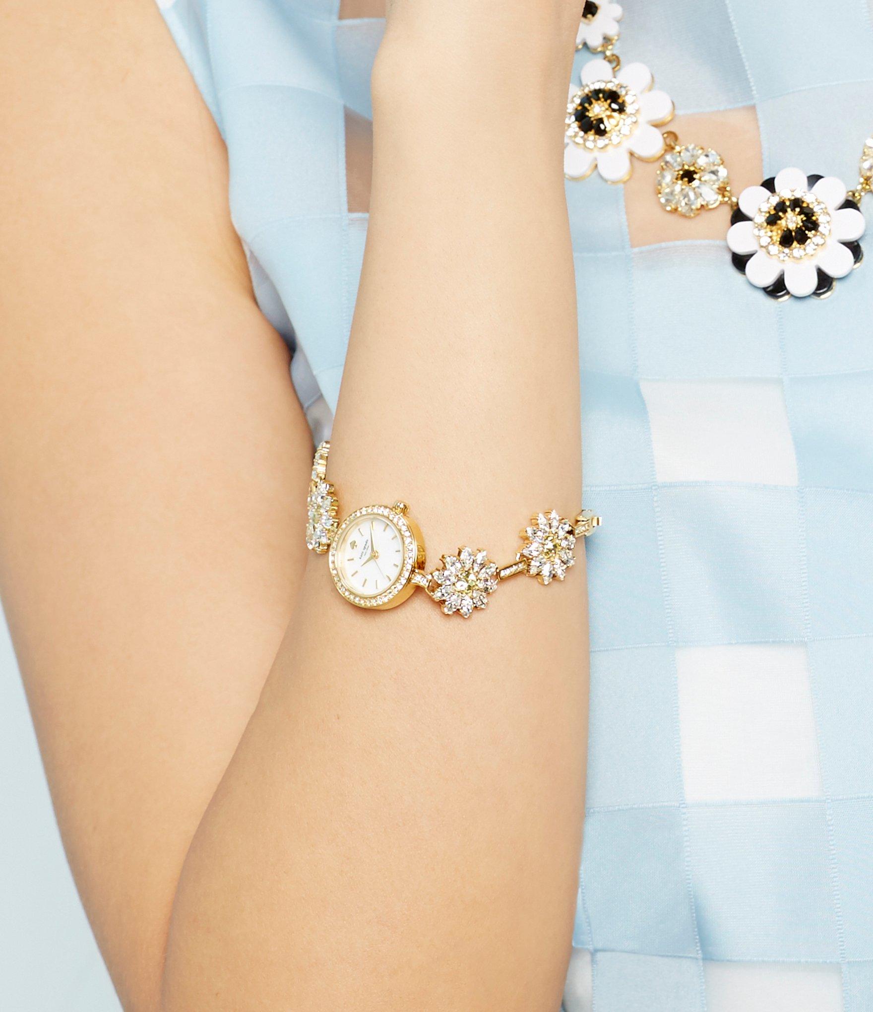 Daisy Chain Bracelet Watch