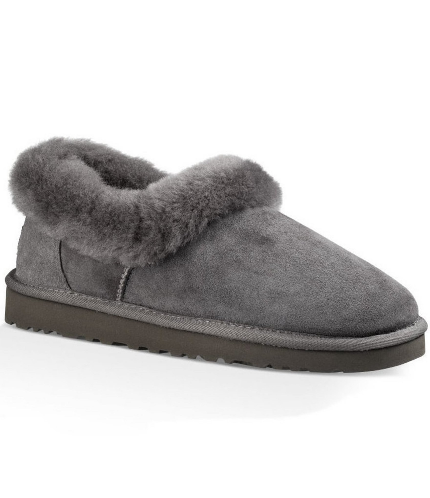 c5201ae242a Lyst - UGG ® Nita Slippers in Gray