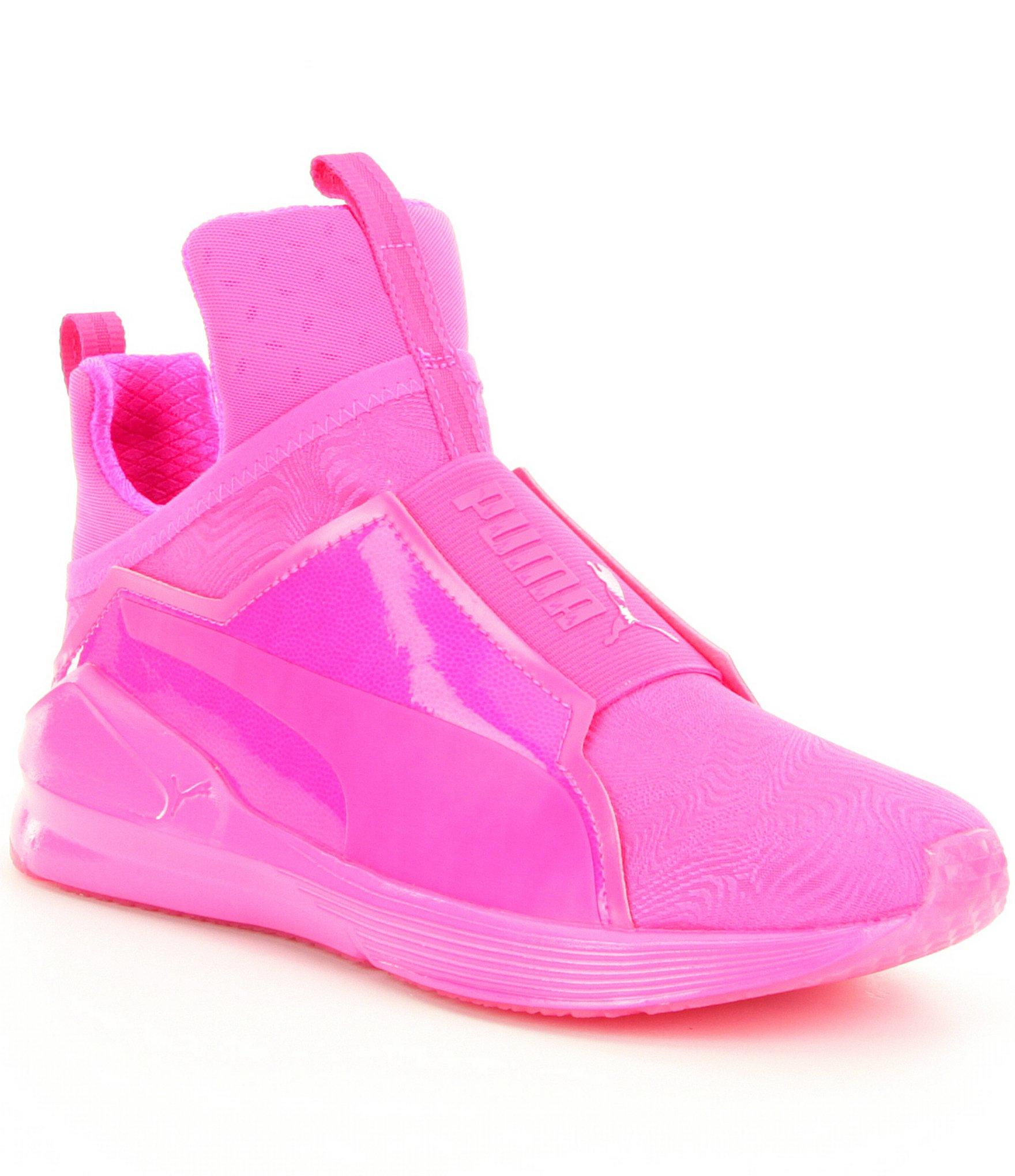 brand new d2775 14ef4 PUMA Fierce Bright Women s Training Shoes in Pink - Lyst