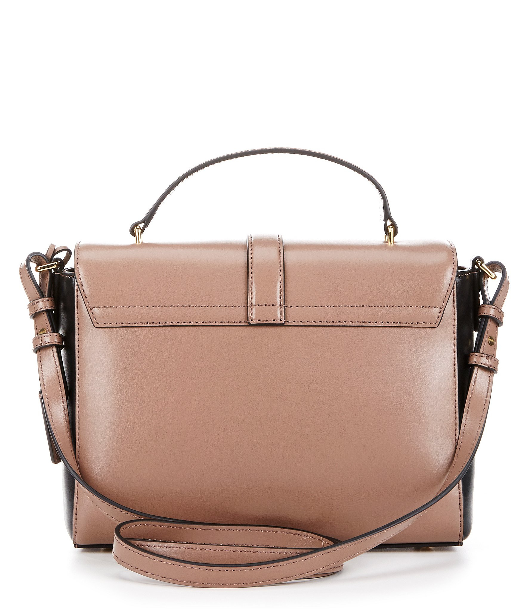 65a5941d75b Lauren by Ralph Lauren Pink Winston Collection Raquel Top-handle Messenger  Bag