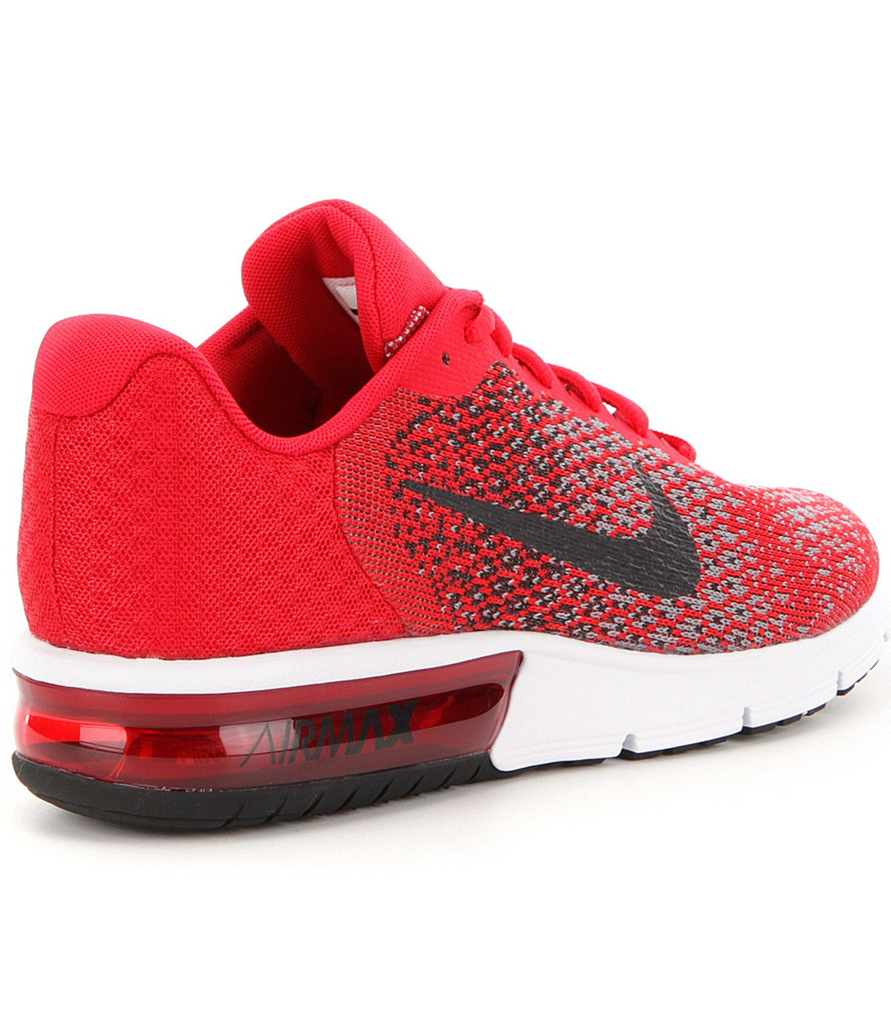 Lyst - Nike Men ́s Air Max Sequent 2 Knit Lace-up Running Shoe in ... d279571b7