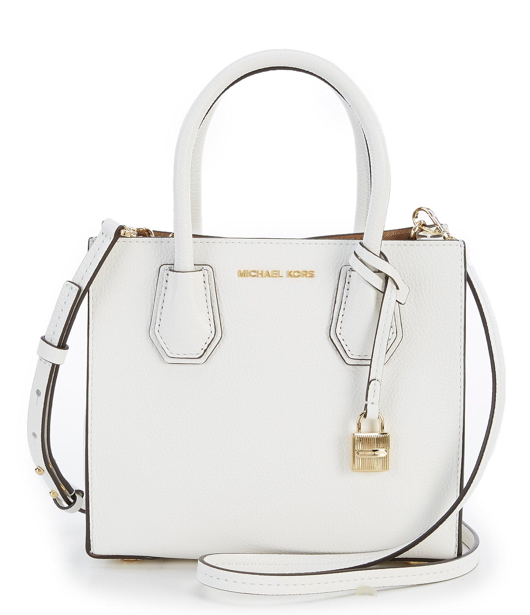 fe7f91e2b485 ... new arrivals michael michael kors studio mercer medium messenger bag in  w f0ac5 5394d