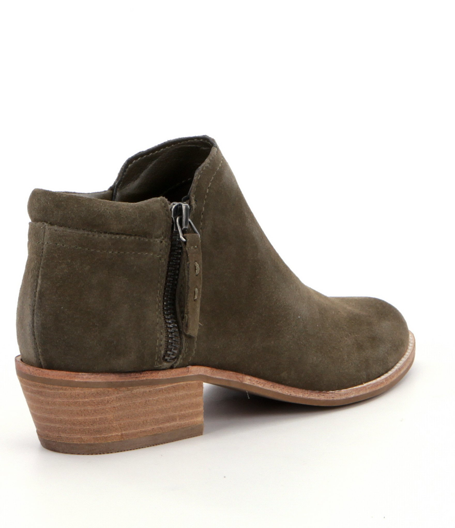 Lyst Steve Madden Tobii Booties In Green