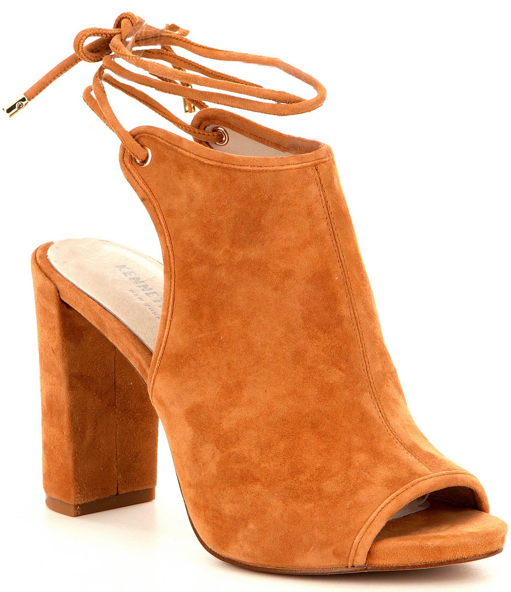 Kenneth Cole New York Darla Block Heel Sandal sIYhU