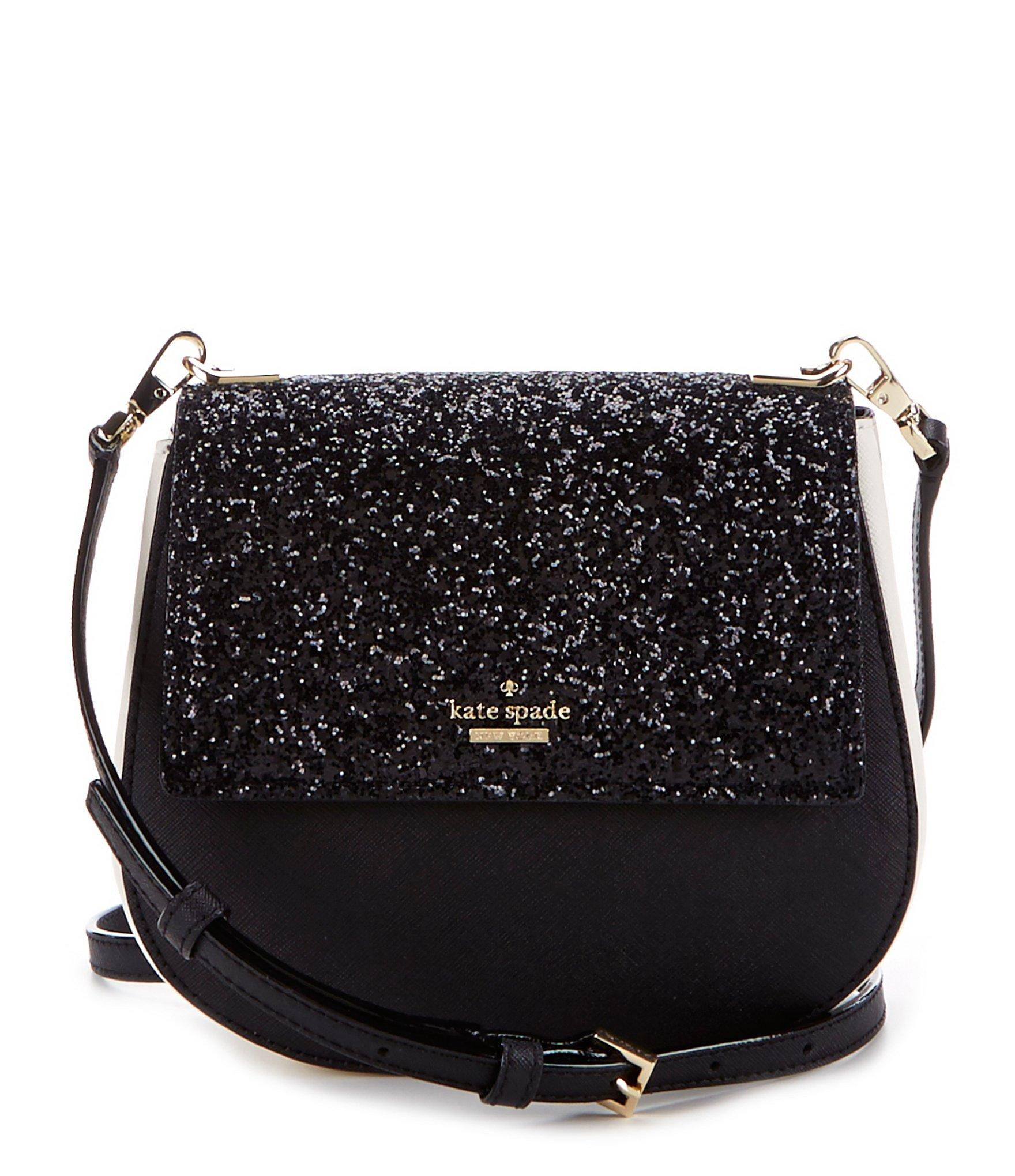 Kate Spade Cameron Street Collection Small Byrdie Glitter ...