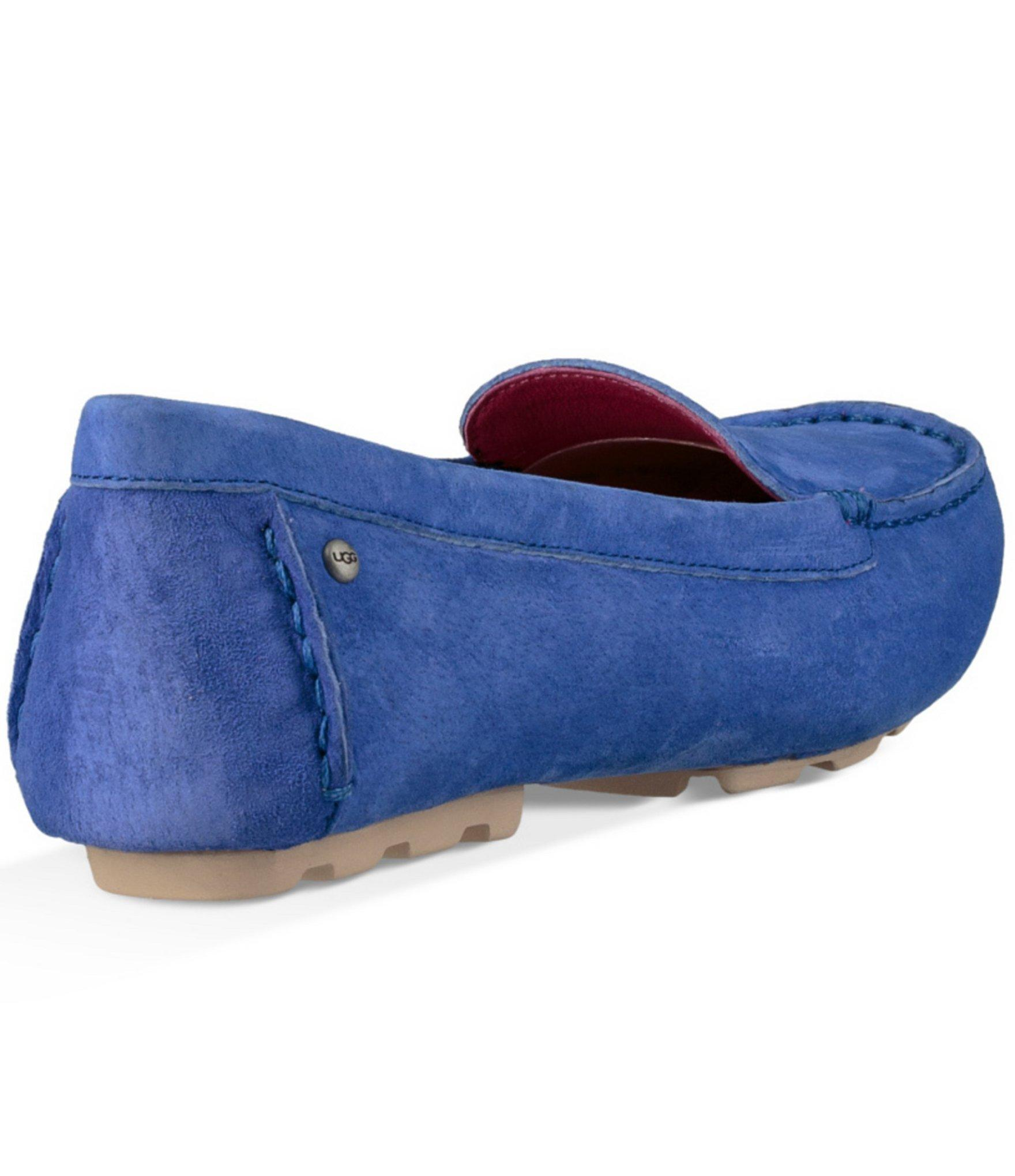 ee53511934b Lyst - UGG ® Milana Loafers in Blue