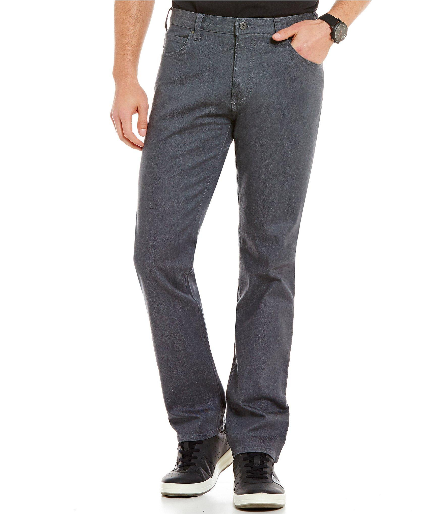 Armani exchange Armani Jeans Slim-straight Fit Denim Jeans in Blue for Men | Lyst