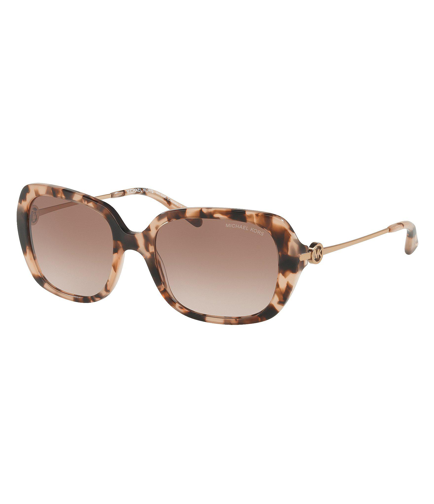 4b619b8dffc Michael Kors - Black Women s Carmel Sunglasses - Lyst. View fullscreen