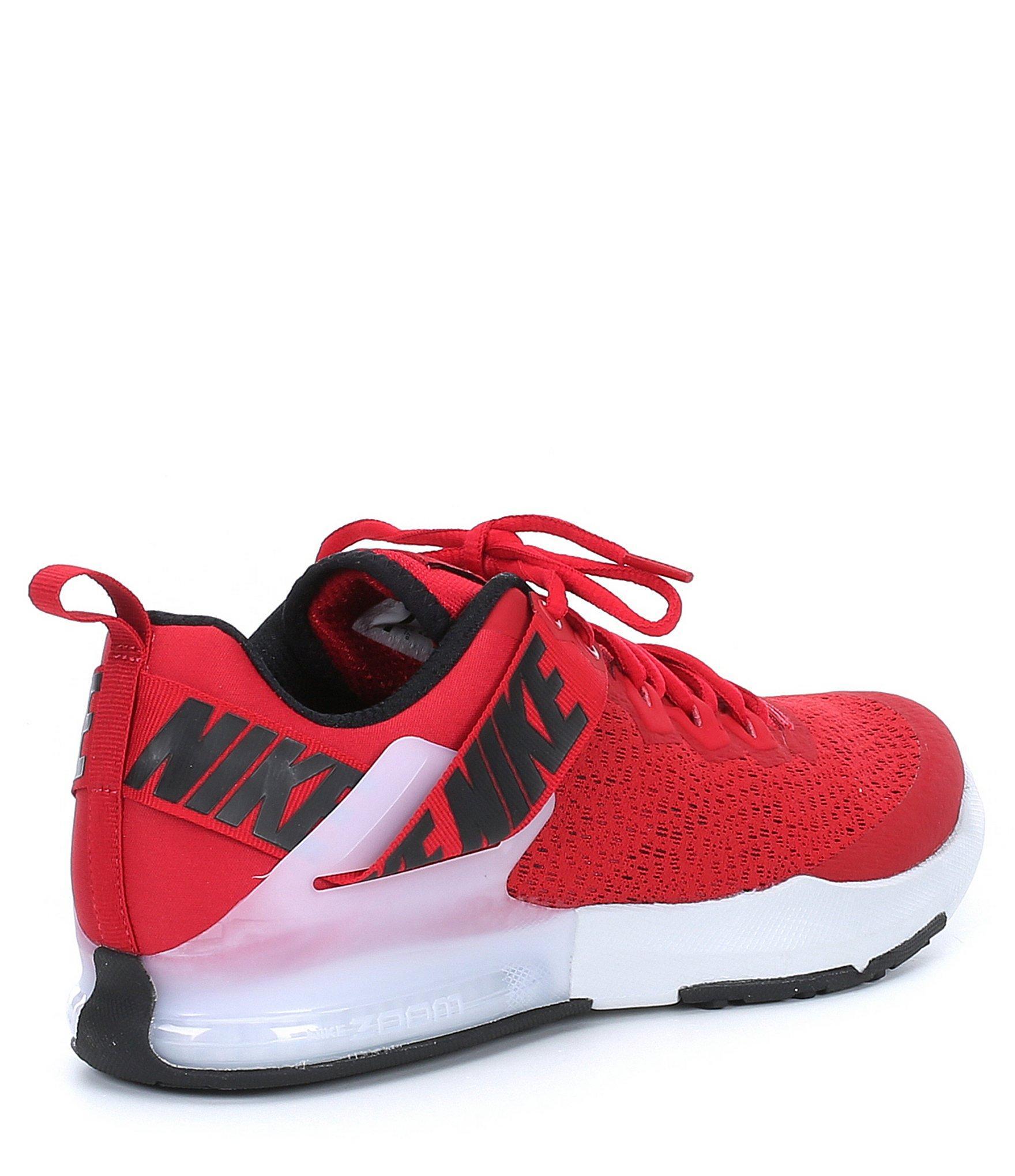 d824d2195ba6c Lyst - Nike Men s Zoom Domination Tr 2 Training Shoe in Red for Men