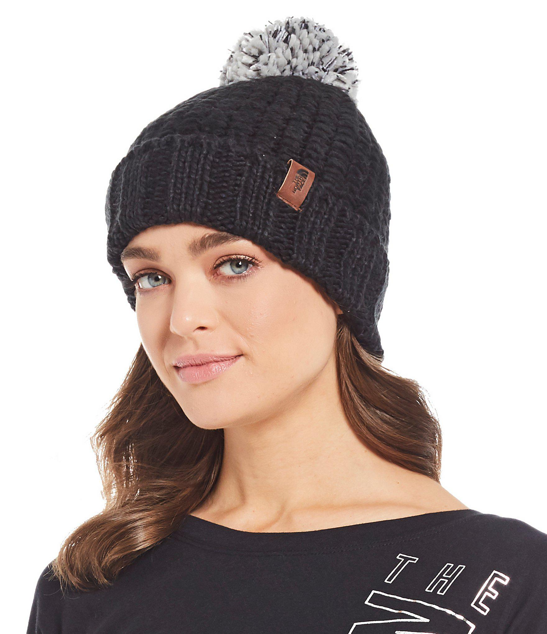 73907f172 The North Face Black Ladies' Cozy Chunky Beanie