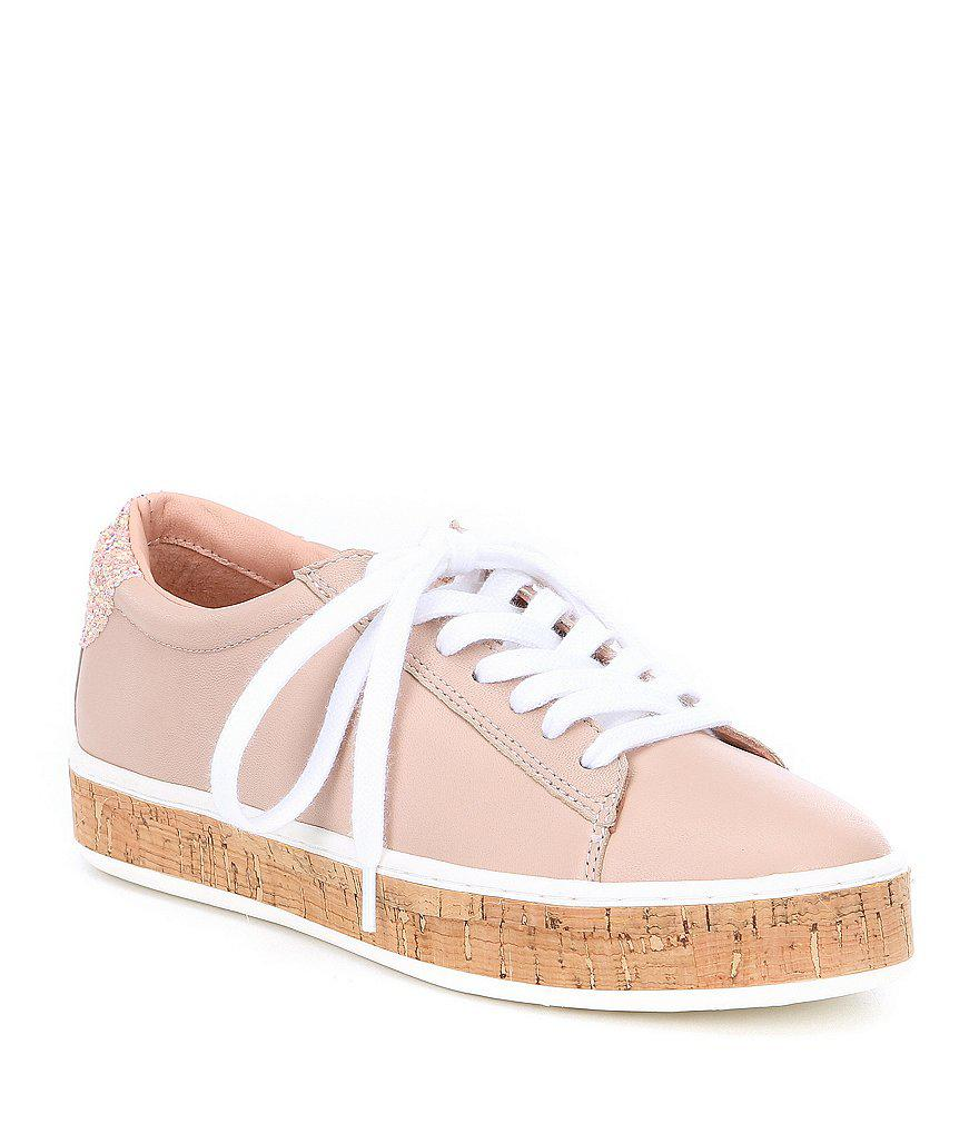 543c5f16d69b Lyst - Kate Spade Amy Sneakers in Pink
