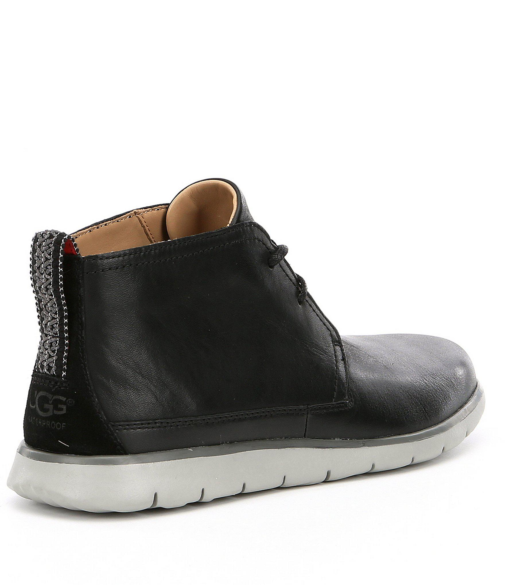 a8803caeb30 Ugg Black ® Men's Freamon Chukka Boots for men