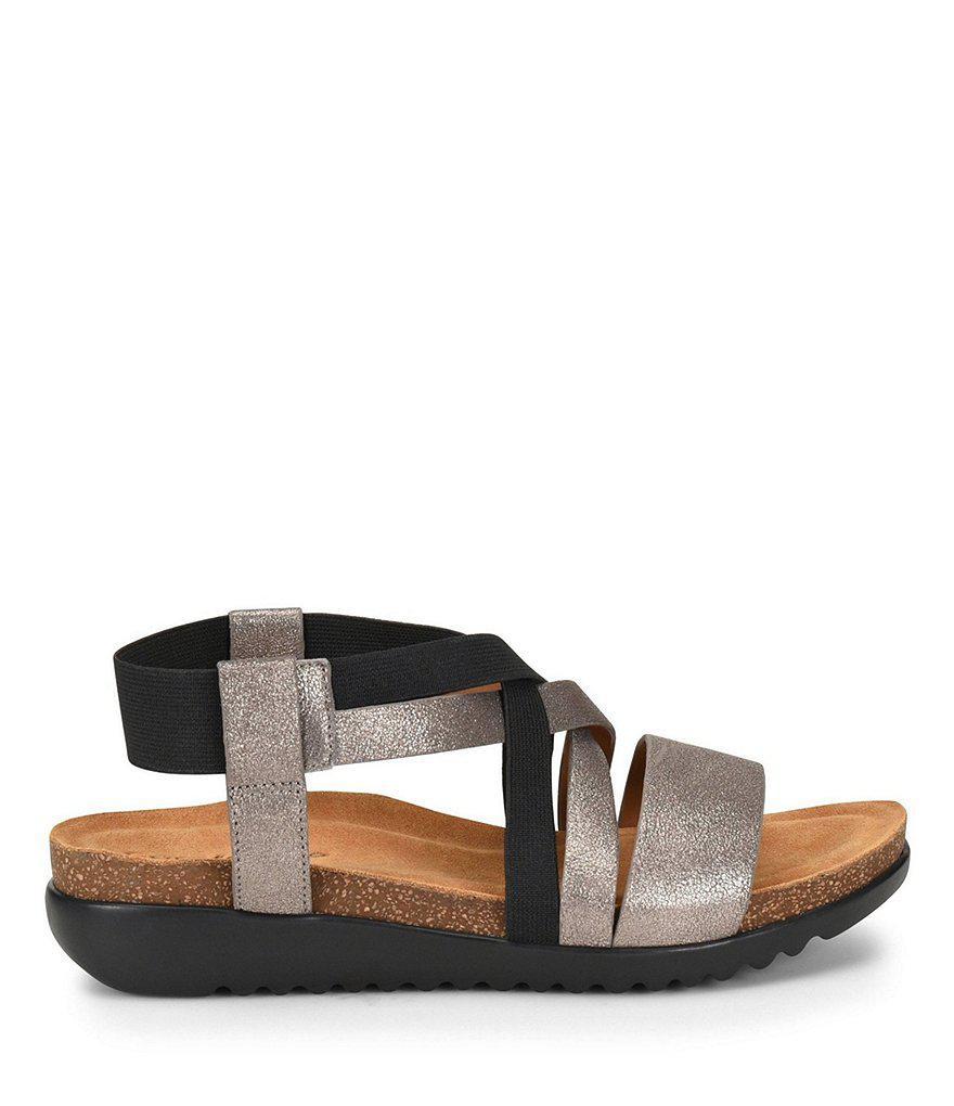 Comfortiva Eva Elastic Strap Sandals Fm5Gq