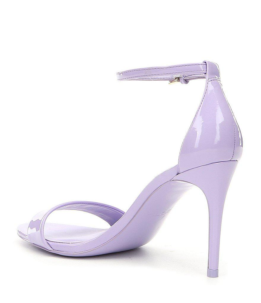 ALDO Cally Ankle Strap Dress Sandals amg0DED
