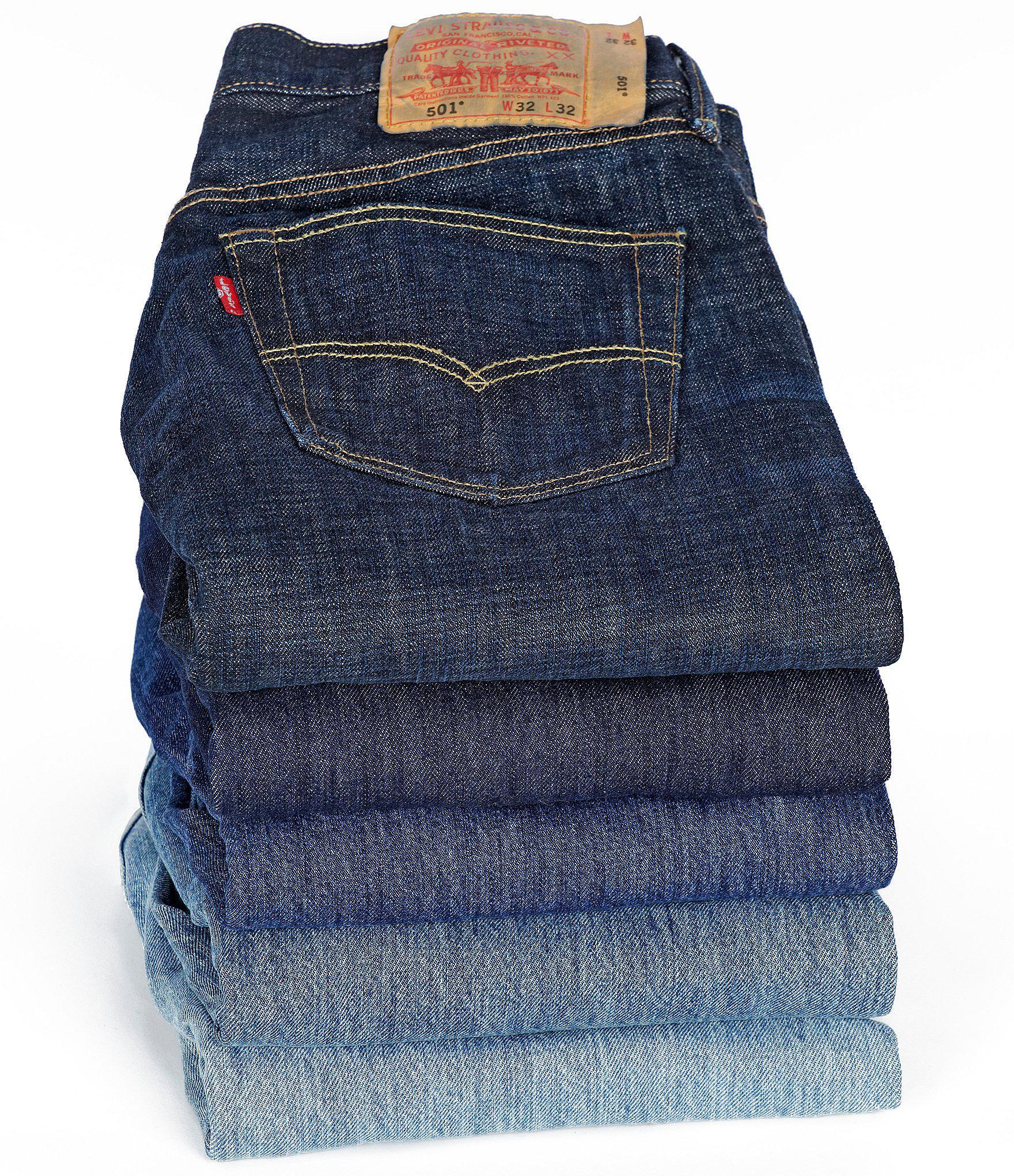 Levi's Denim Levi ́s® 501® Original Fit Jeans in Light ...