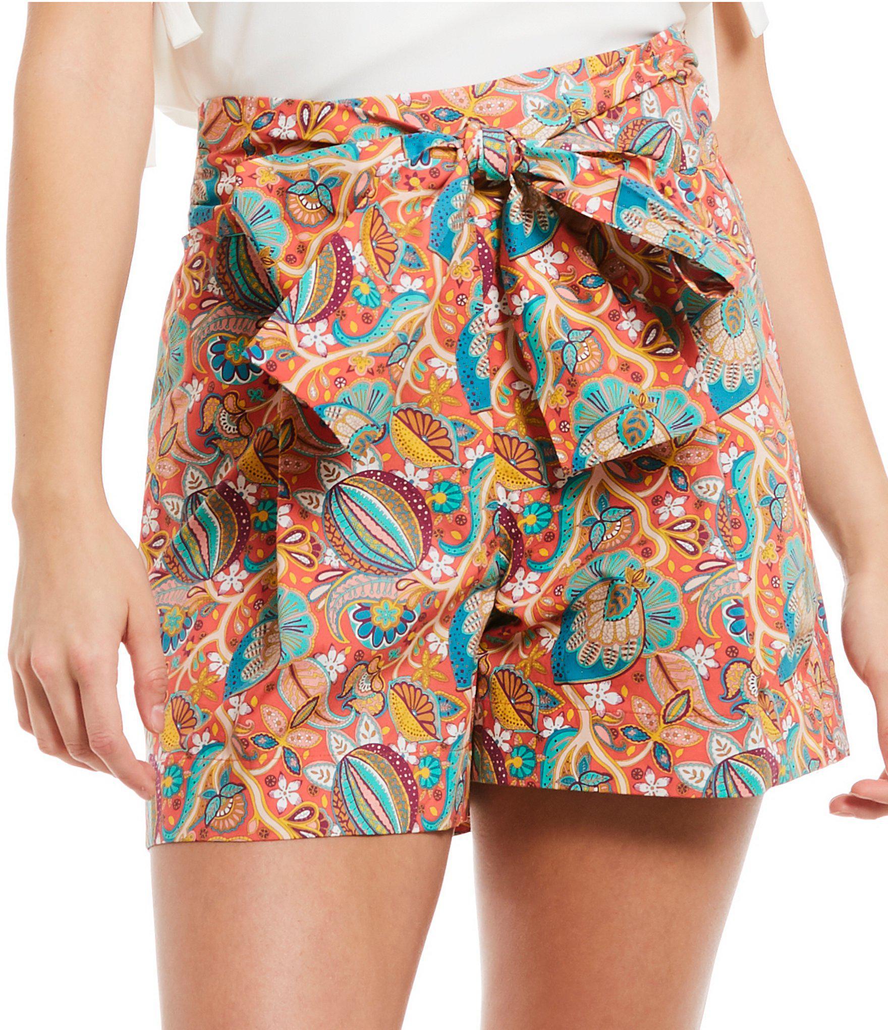 e488973d503 Antonio Melani Made With Liberty Fabrics Paisley Dawson Short - Lyst